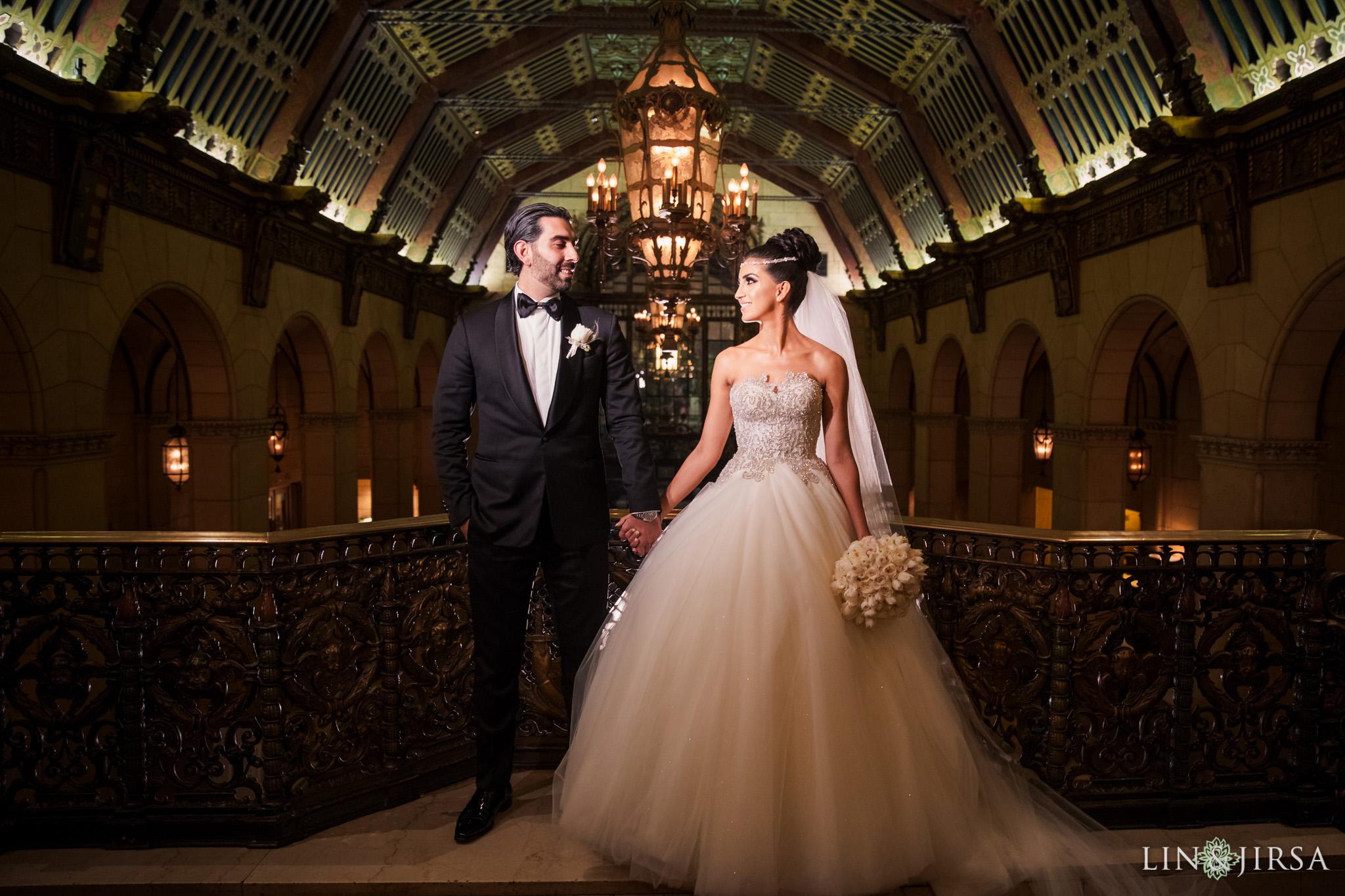 35 Biltmore Hotel Los Angeles Wedding Photography
