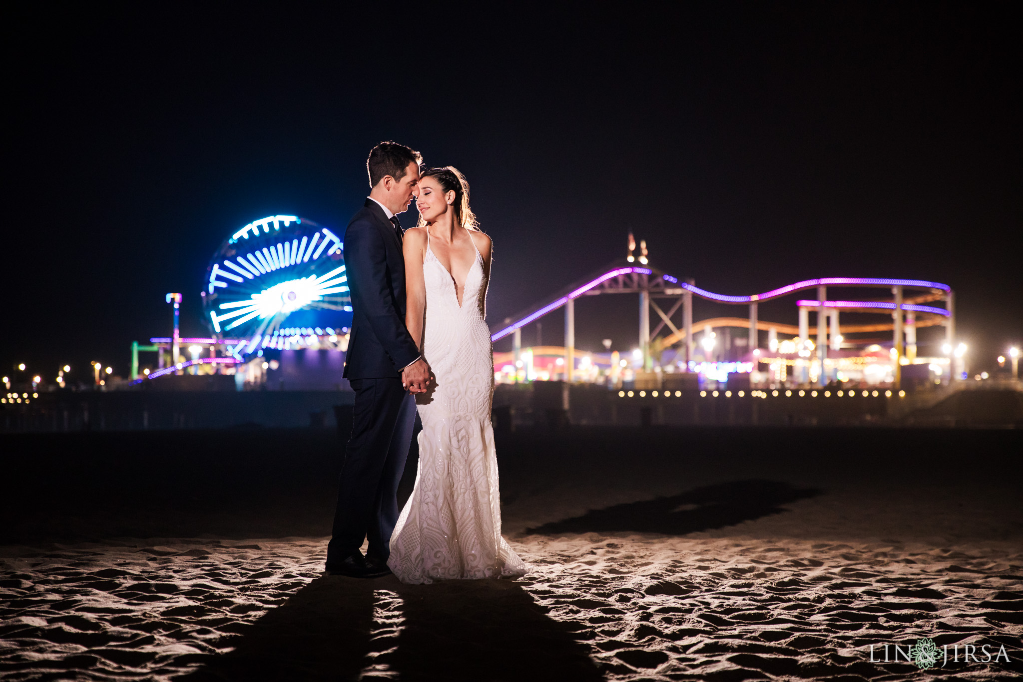 36 Shutters on the Beach Santa Monica Wedding Photography