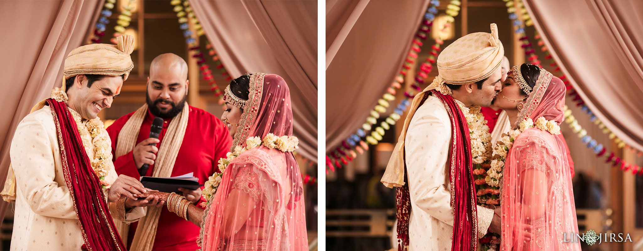 37 Union Station Los Angeles Indian Wedding Photography