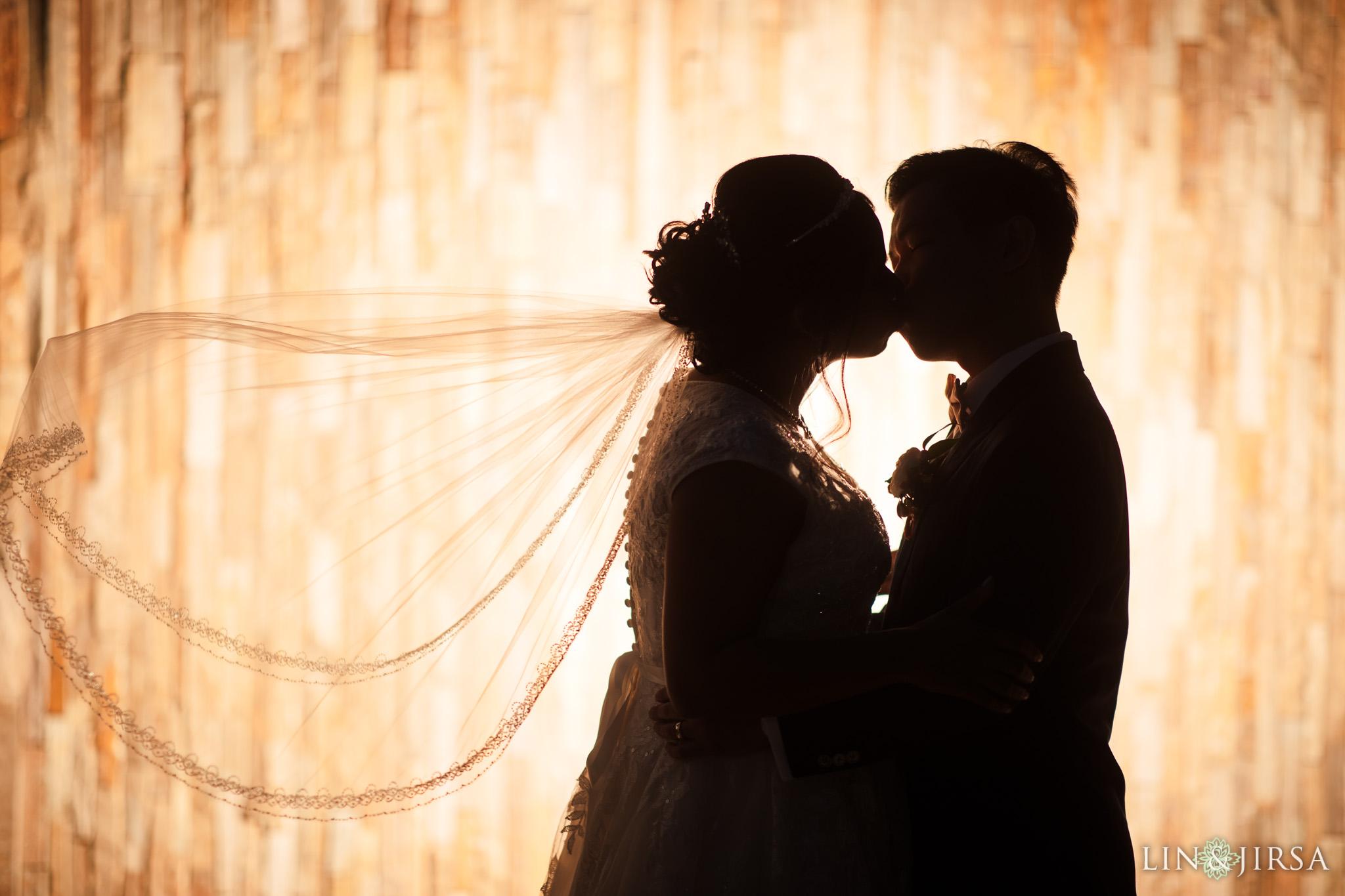 38 St Irenaeus Catholic Church Cypress Wedding Photography