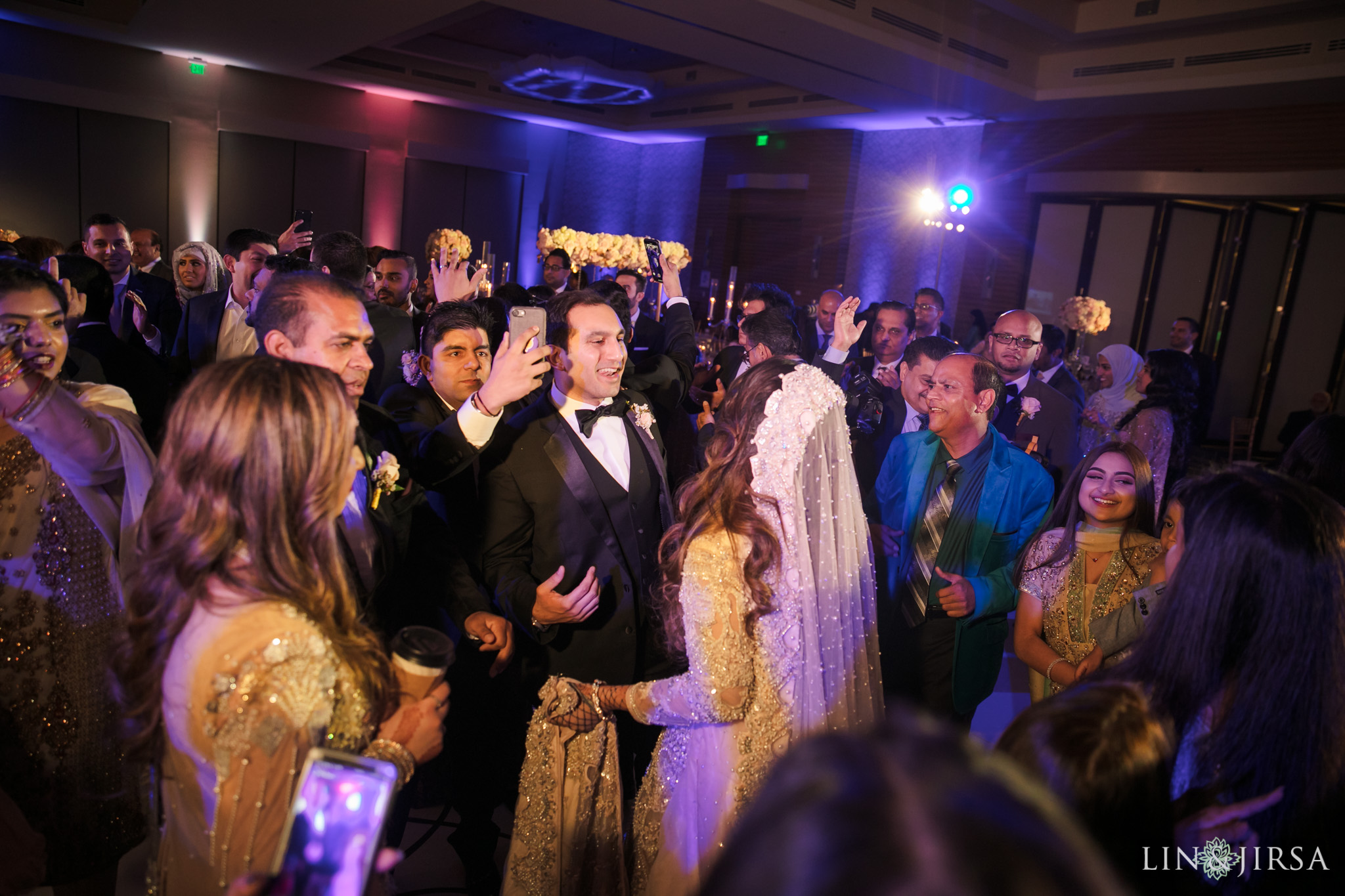 41 pasea hotel spa huntington beach pakistani muslim wedding photography
