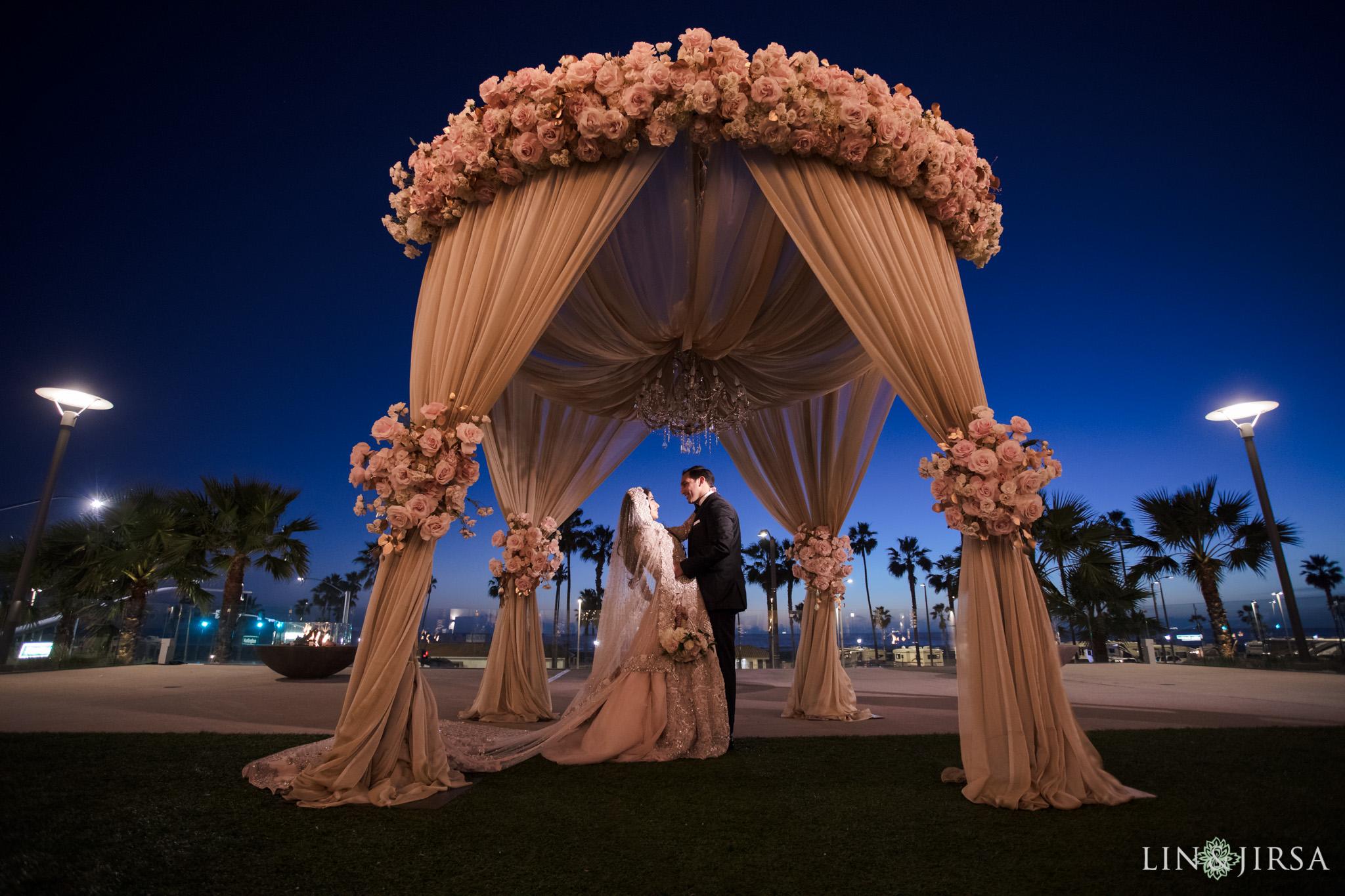 42 pasea hotel spa huntington beach pakistani muslim wedding photography