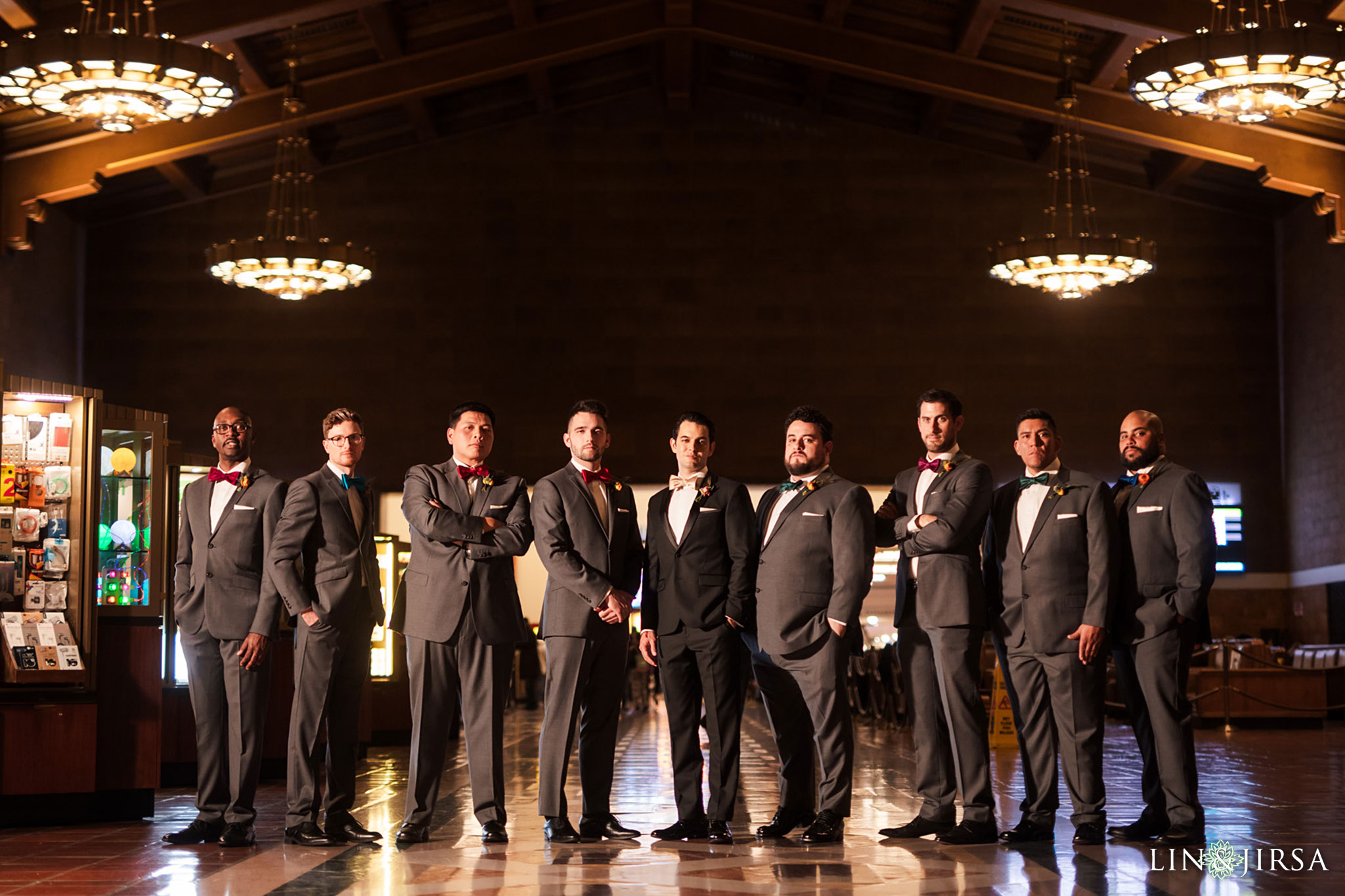 44 Union Station Los Angeles Indian Wedding Photography