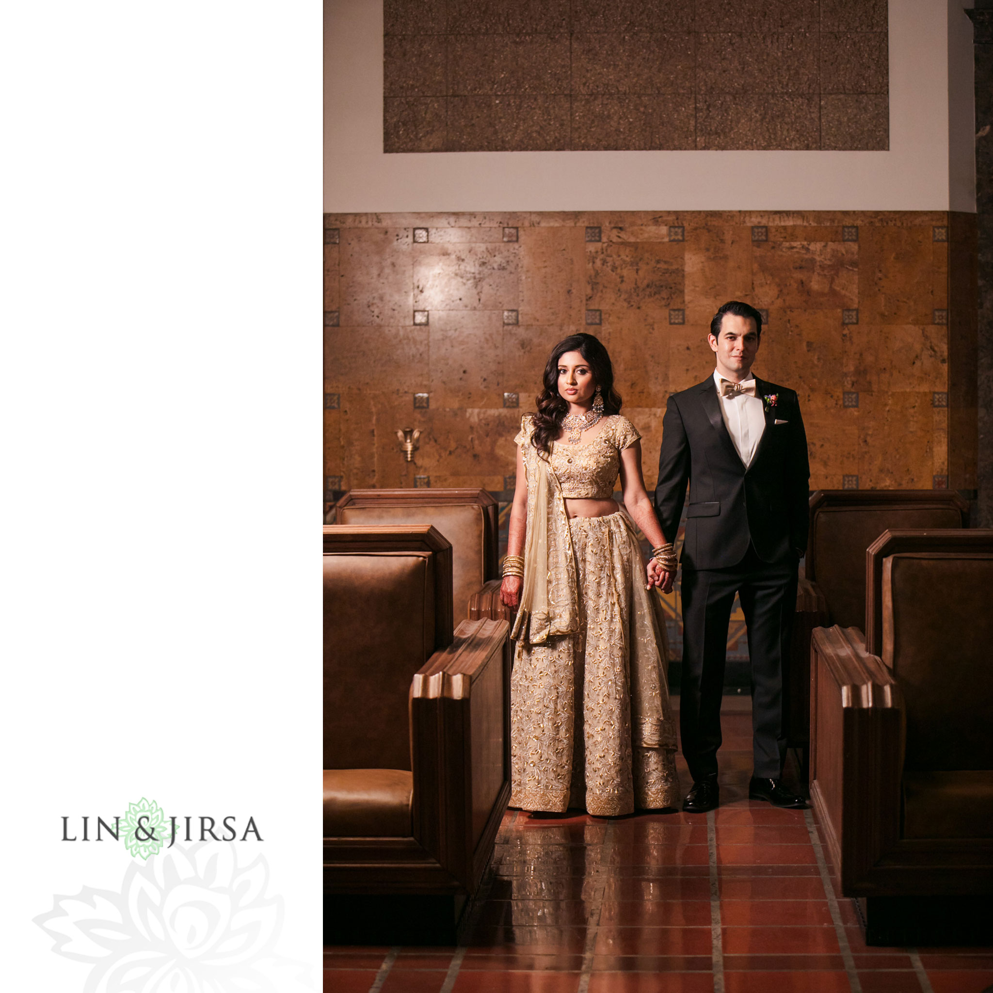 46 Union Station Los Angeles Indian Wedding Photography