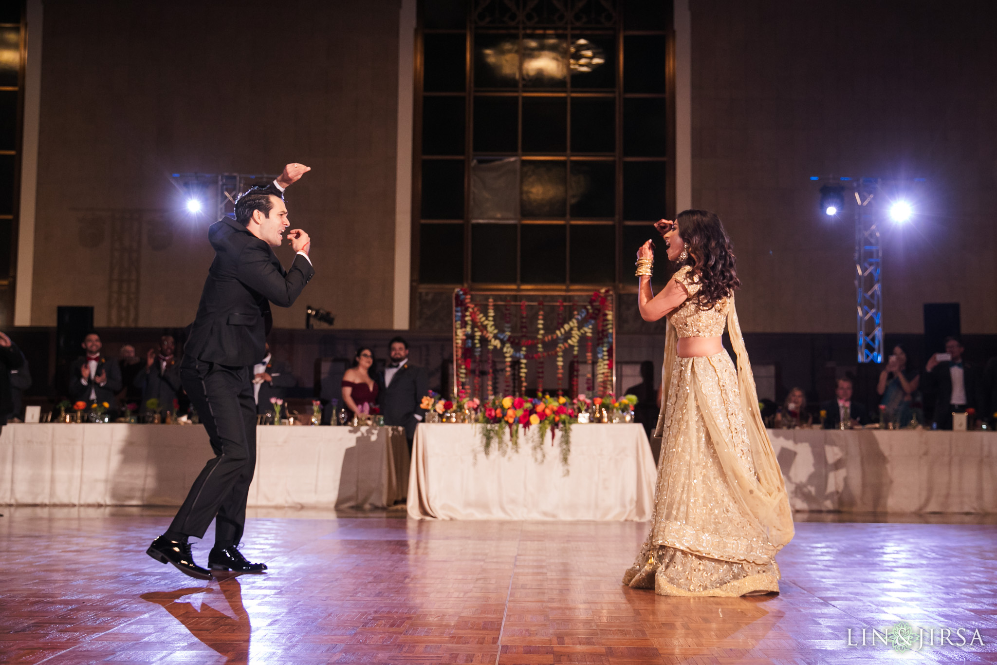 52 Union Station Los Angeles Indian Wedding Photography