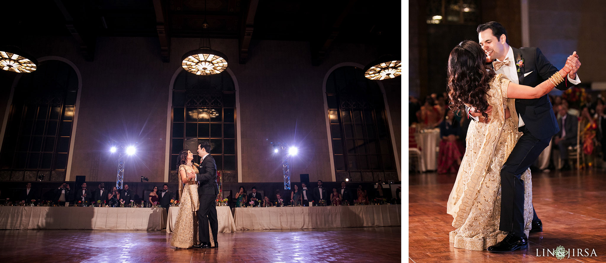 53 Union Station Los Angeles Indian Wedding Photography