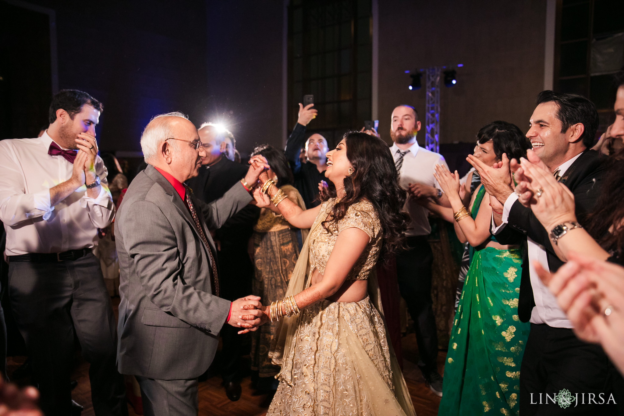 59 Union Station Los Angeles Indian Wedding Photography