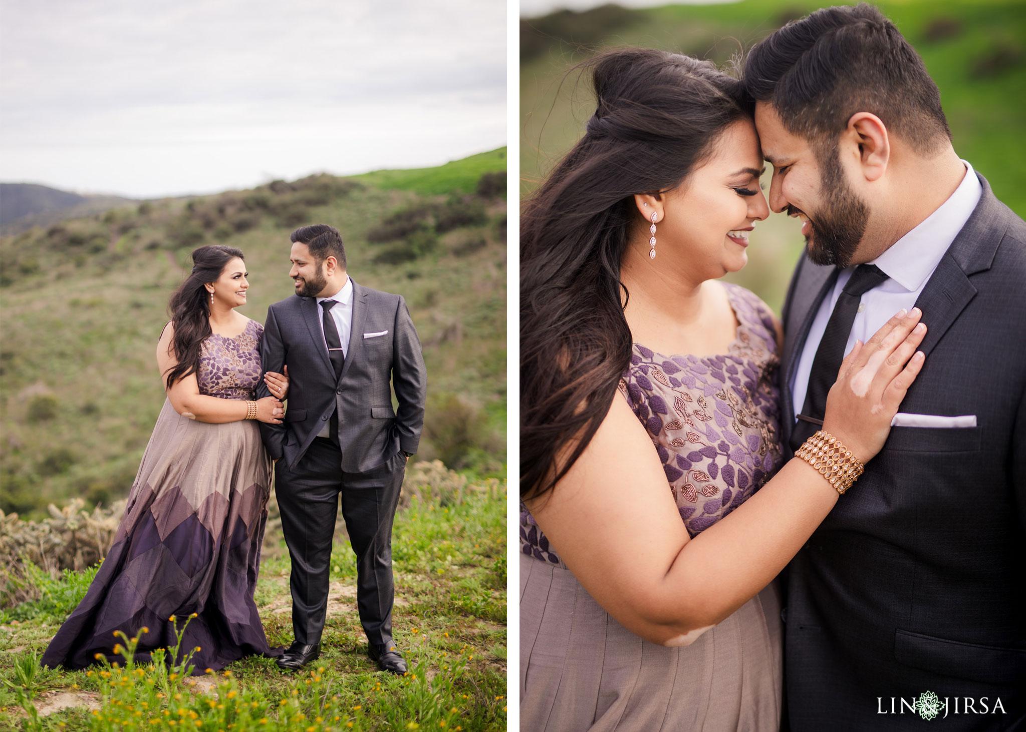01 Heisler Park Laguna Beach Engagement Photography
