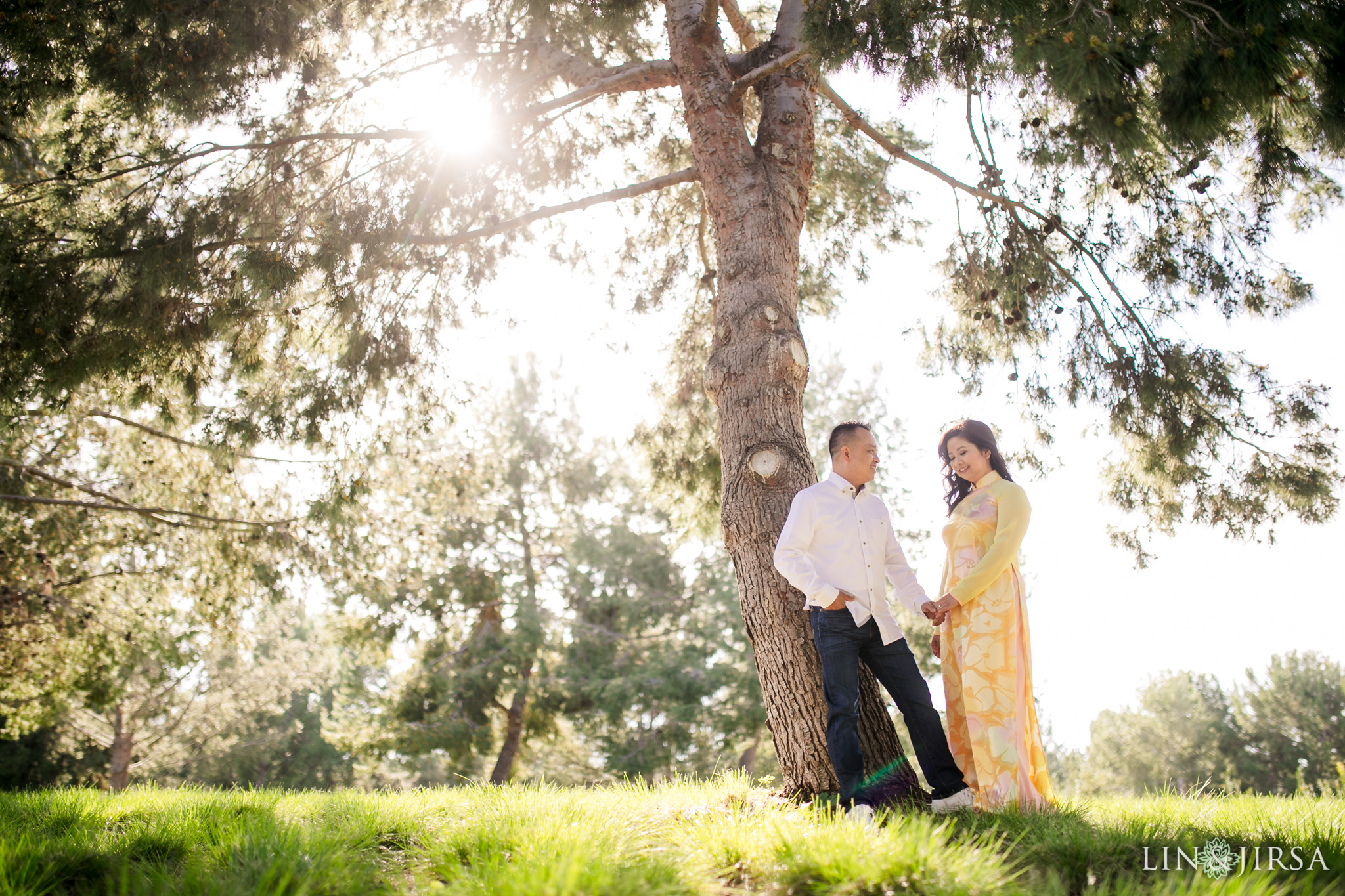 03 Jeffrey Open Space Trail Irvine Engagement Photography