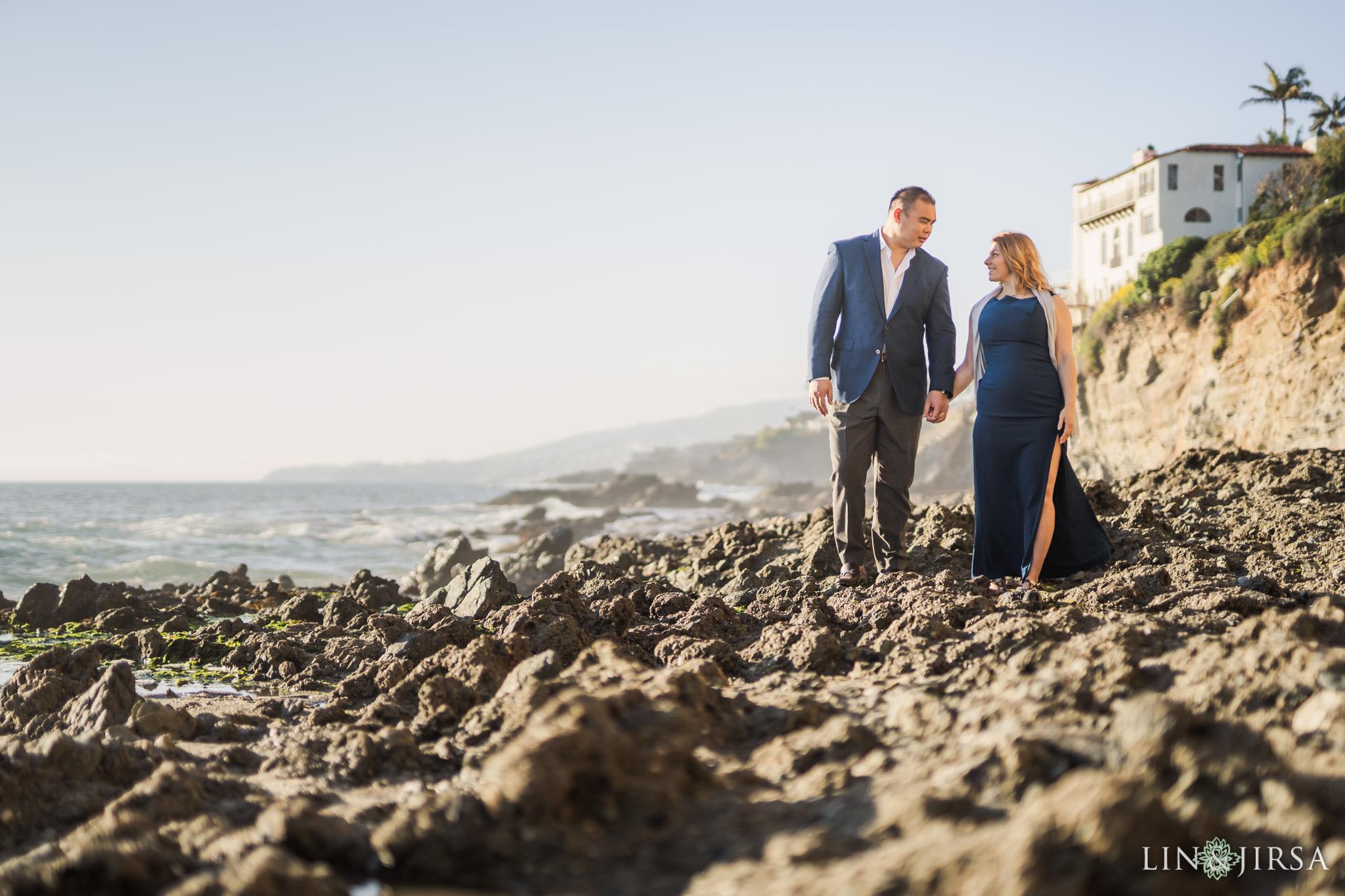 04 Laguna Beach Orange County Engagement Photography