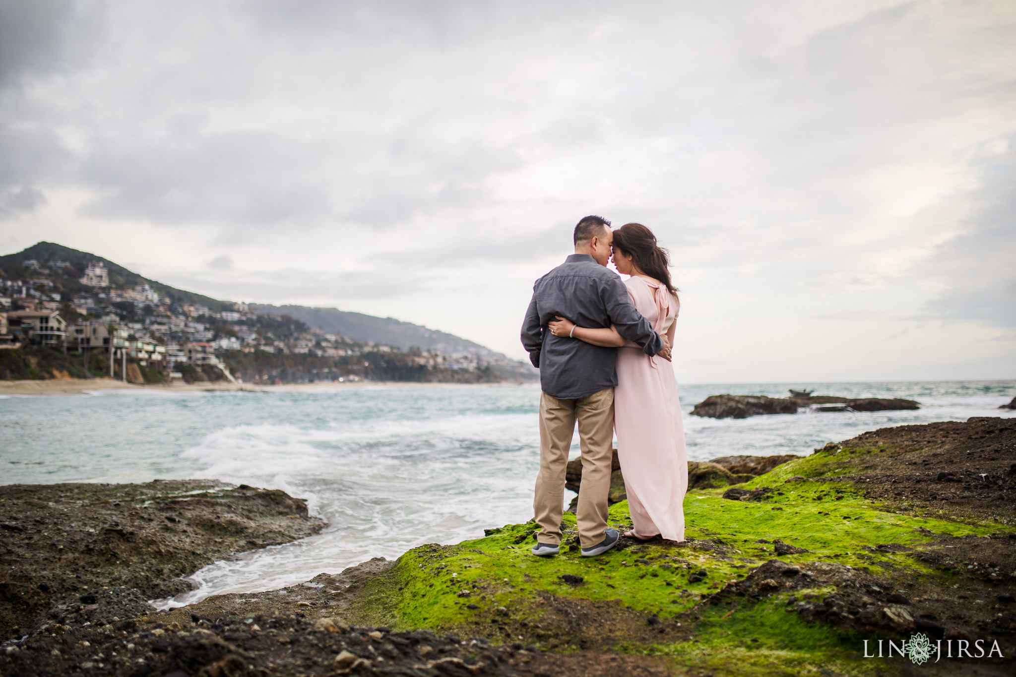05 Treasure Island Laguna Beach Engagement Photography