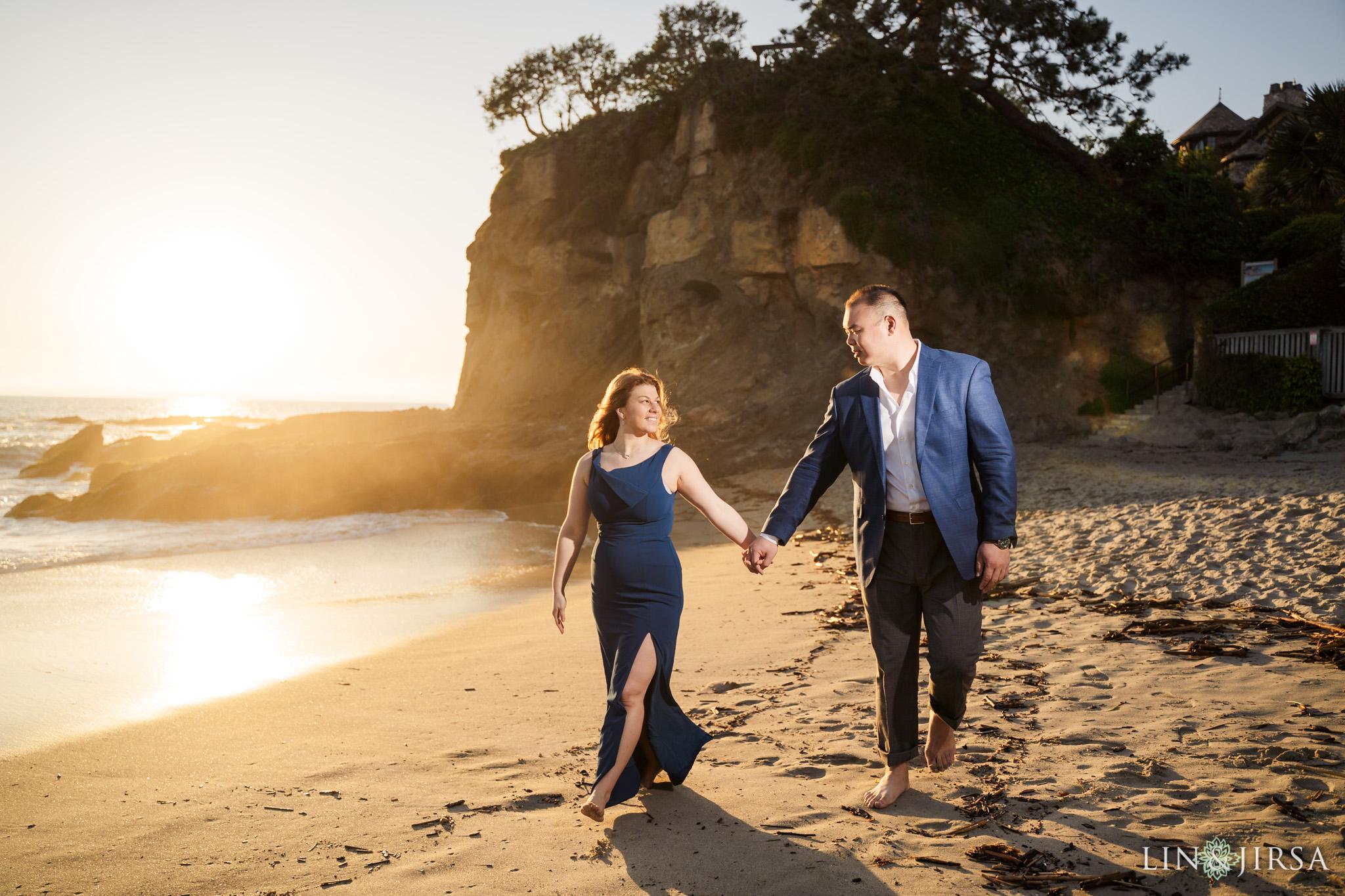 06 Laguna Beach Orange County Engagement Photography