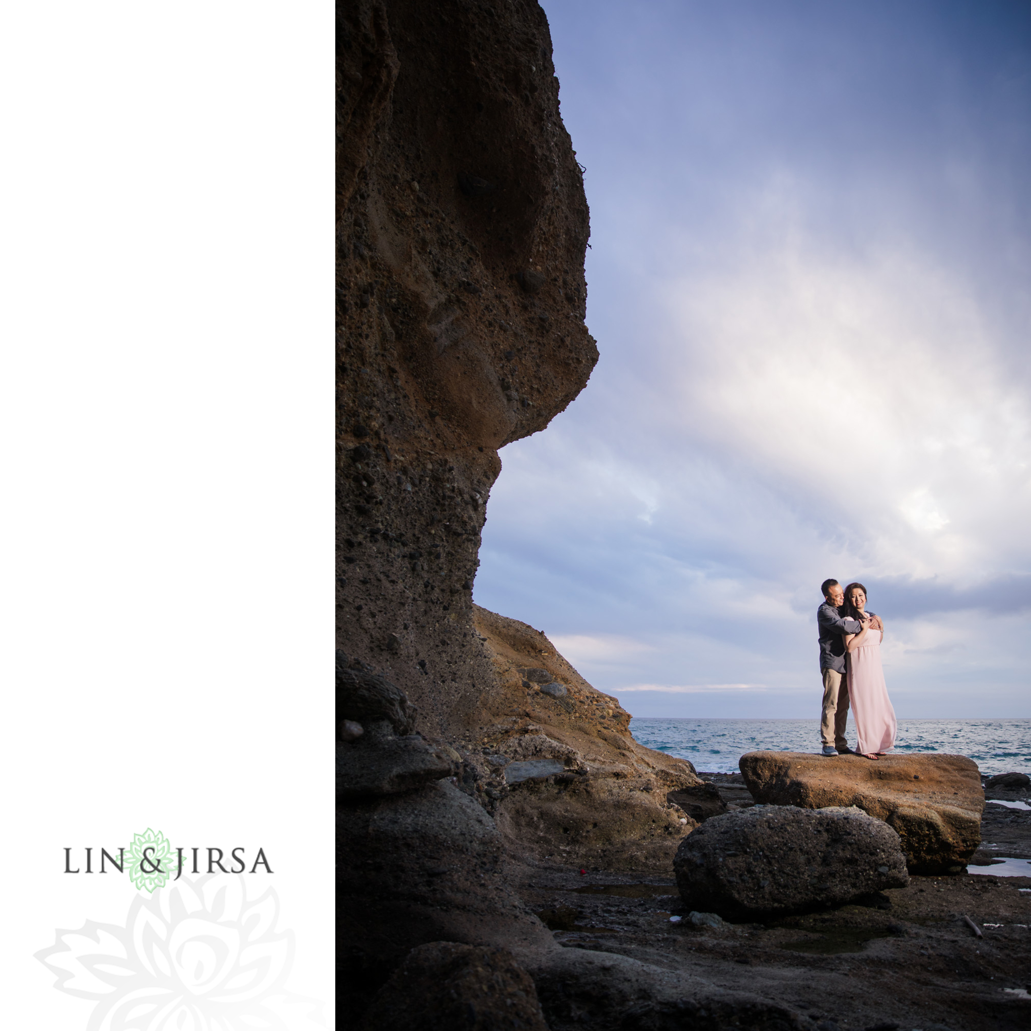 07 Treasure Island Laguna Beach Engagement Photography