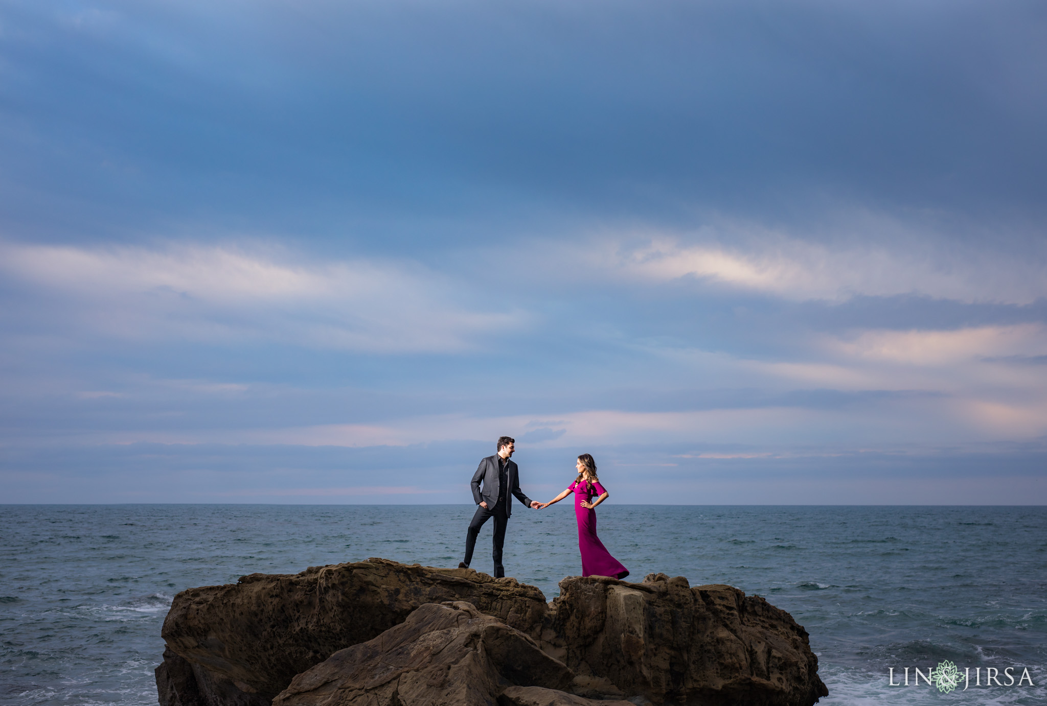 08 Laguna Beach Orange County Engagement Photography