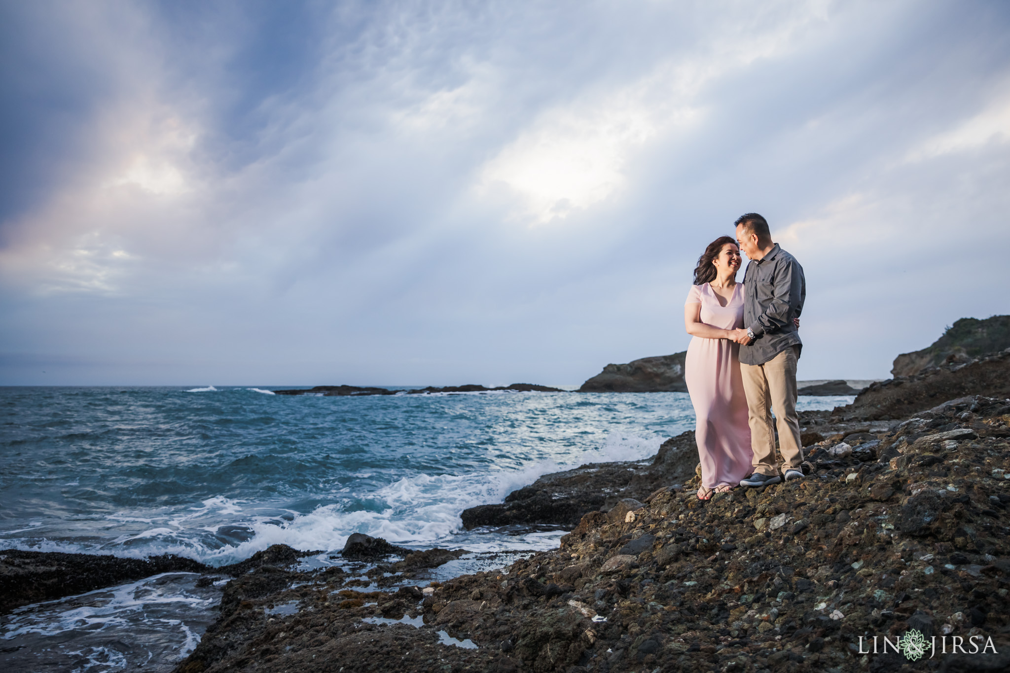 08 Treasure Island Laguna Beach Engagement Photography