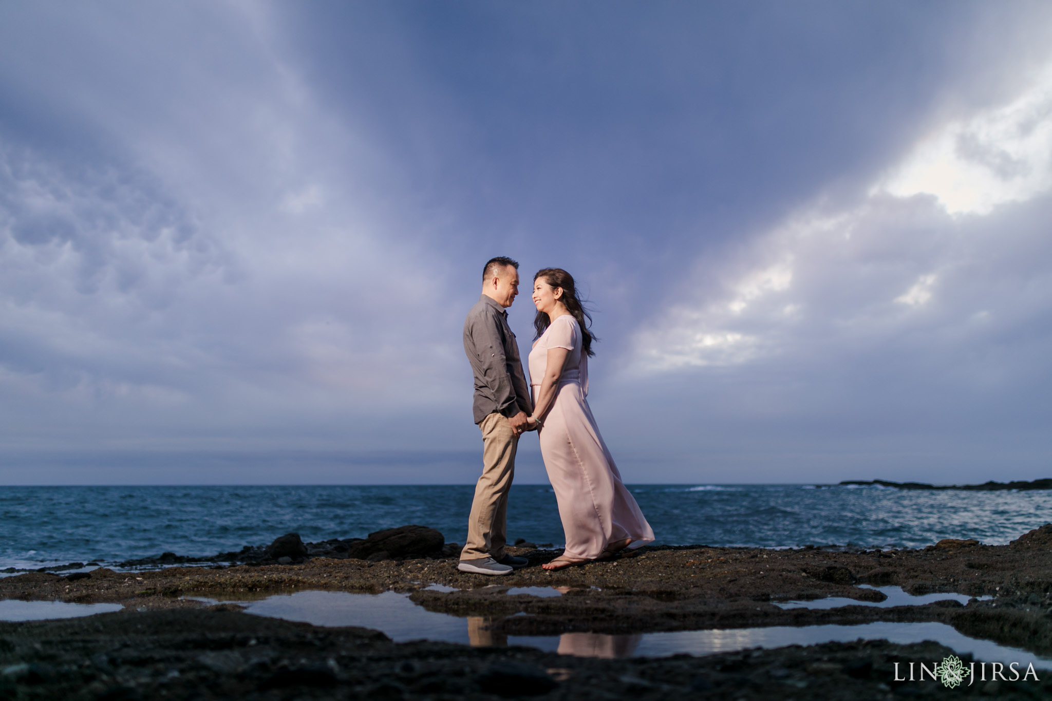 09 Treasure Island Laguna Beach Engagement Photography