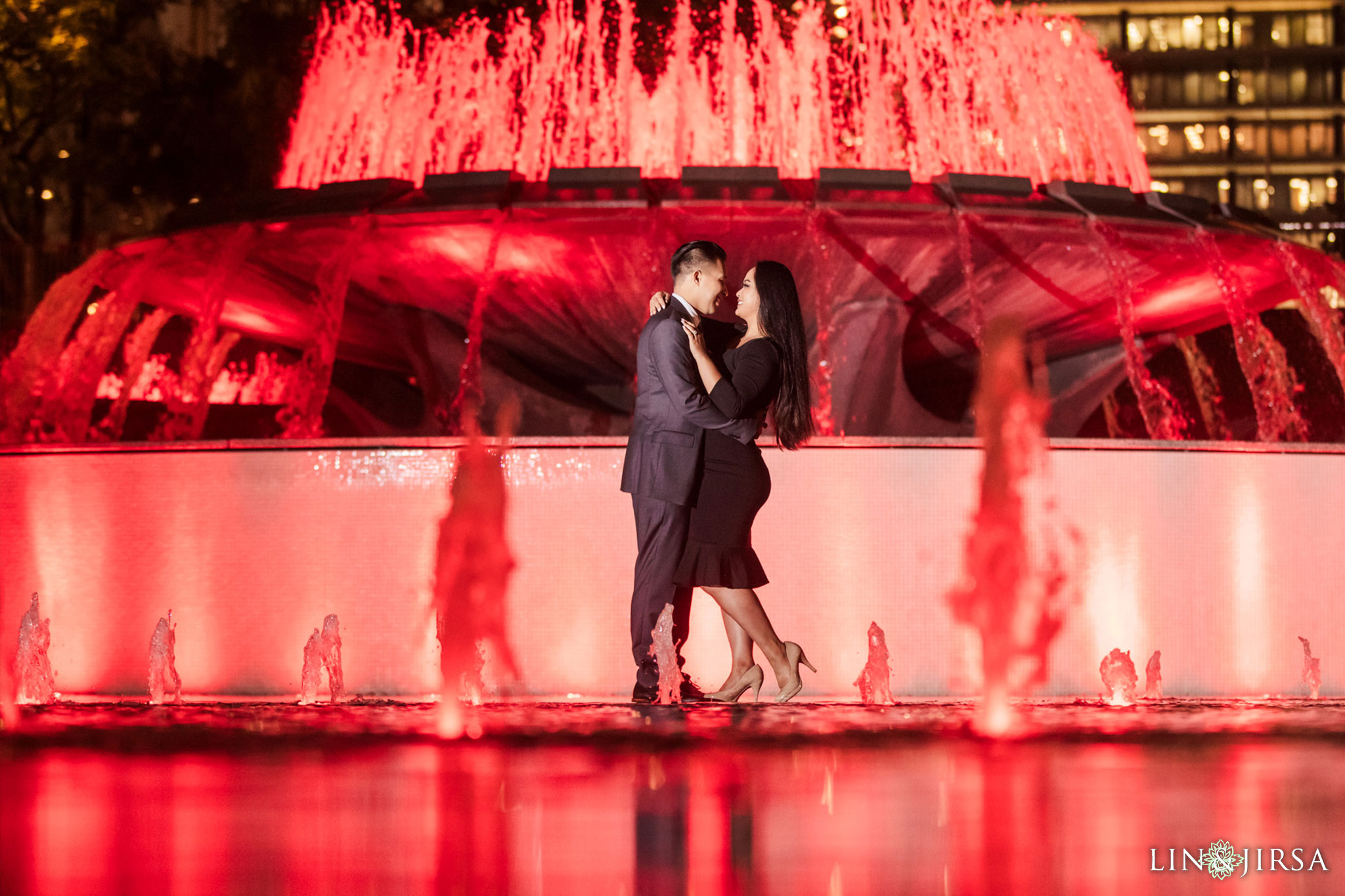 11 John Ferraro Downtown Los Angeles Engagement Photography