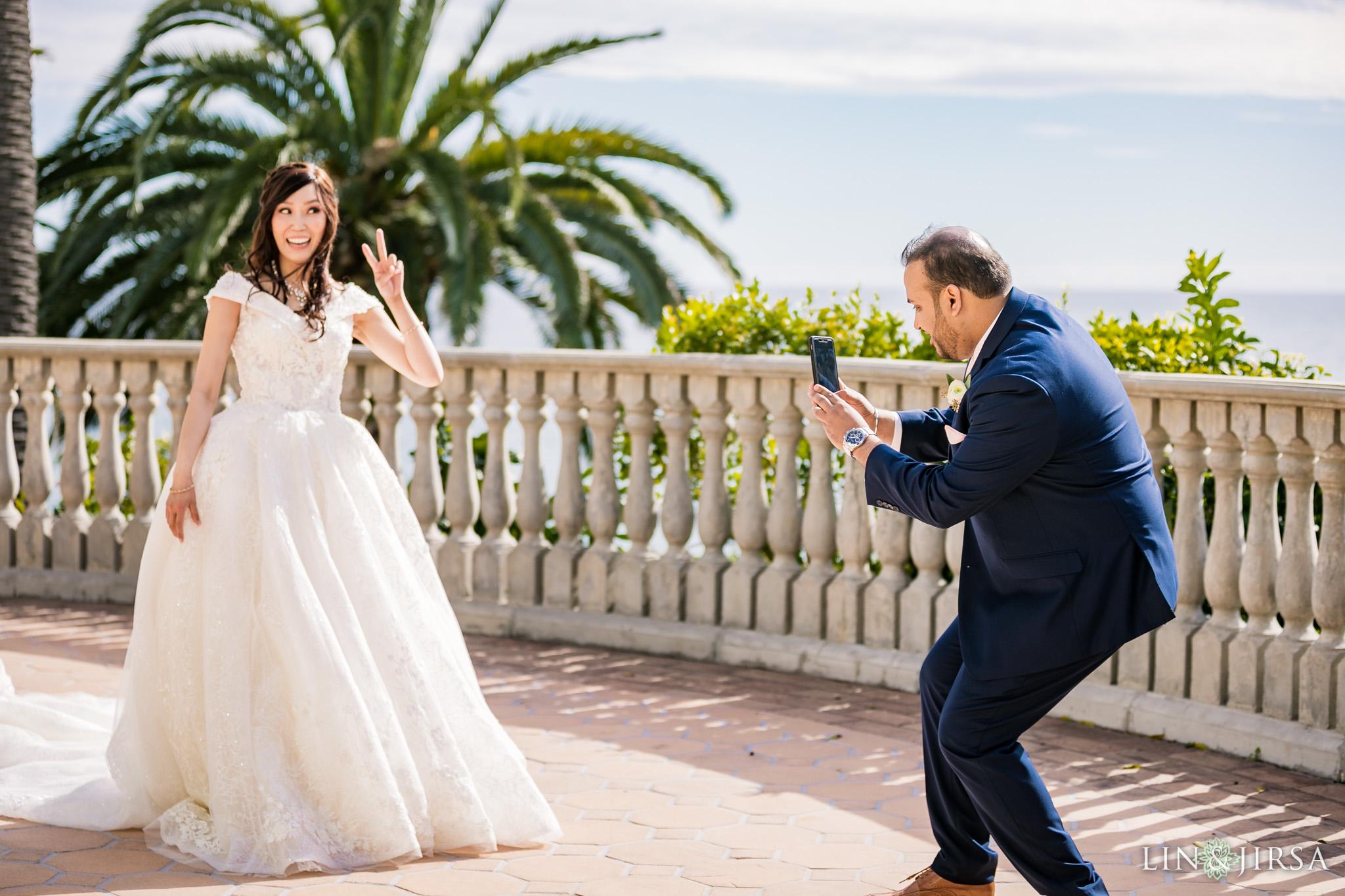 12 Bel Air Bay Club Los Angeles Wedding Photography