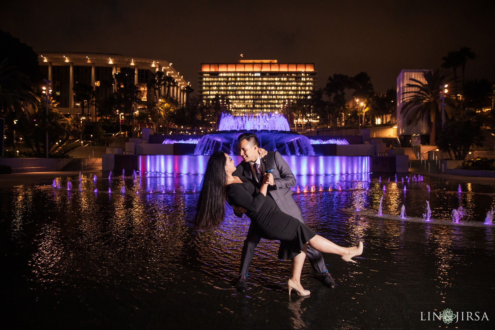 12 John Ferraro Downtown Los Angeles Engagement Photography