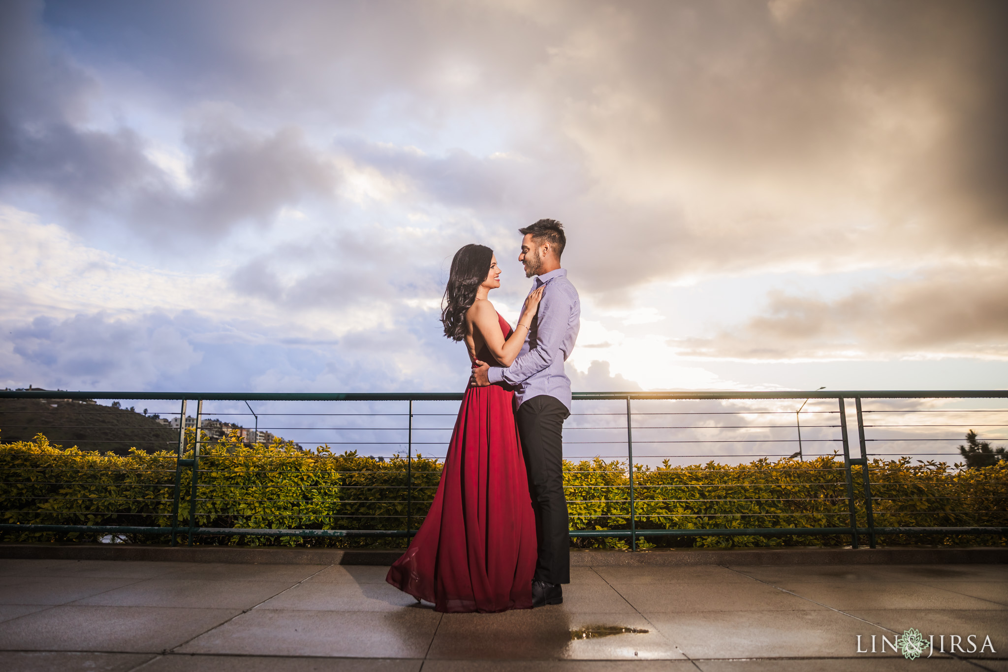 12 Playa Vista Los Angeles Engagement Photography