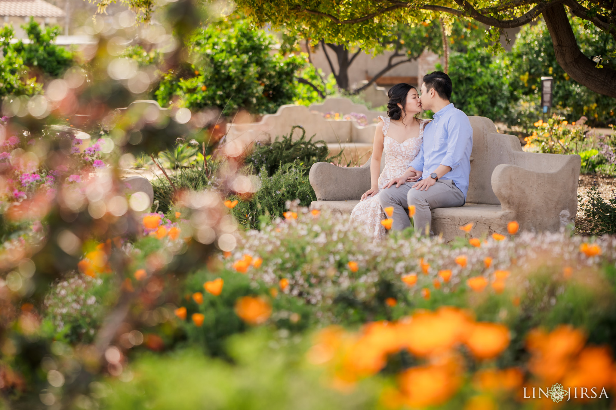 02 Mission San Juan Capistrano Engagement Photography 1