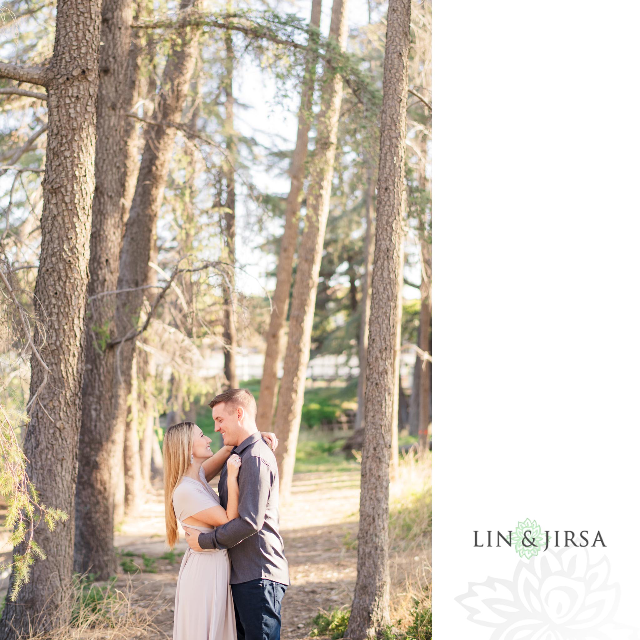 03 Cedar Grove Park Orange County Engagement Photography