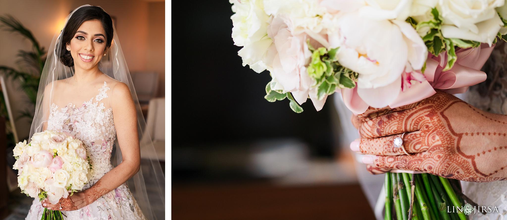 03 Newport Beach Marriott Indian Wedding Photography 1