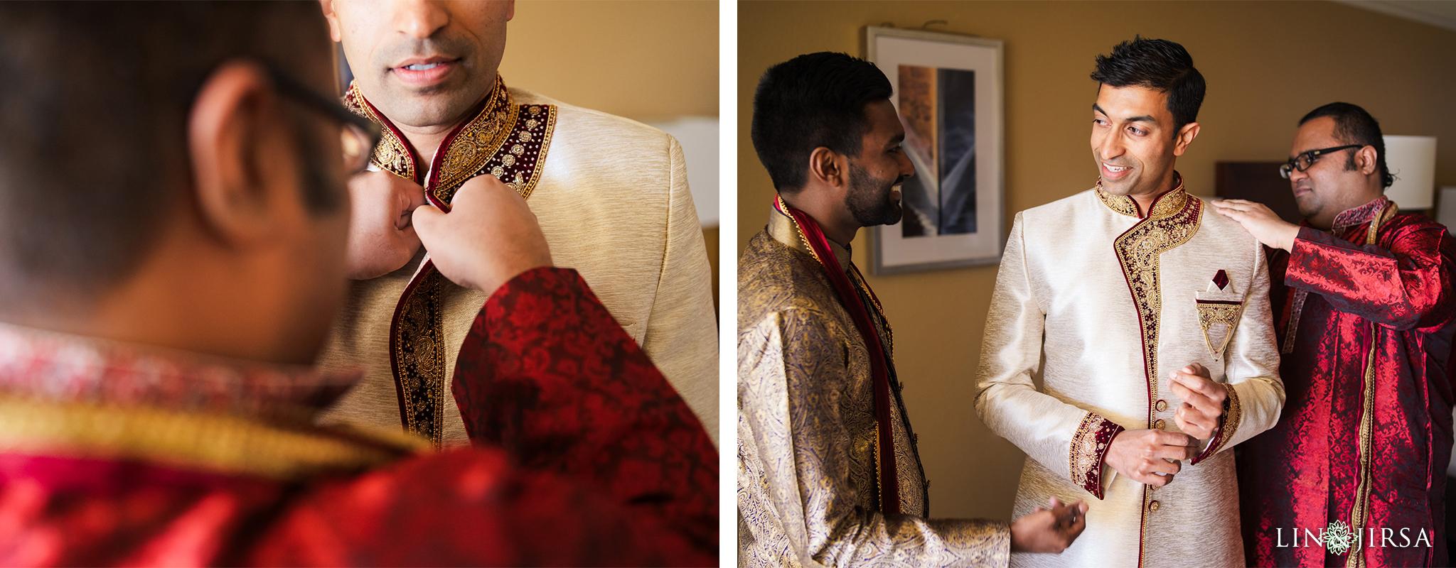 03 Newport Beach Marriott Indian Wedding Photography