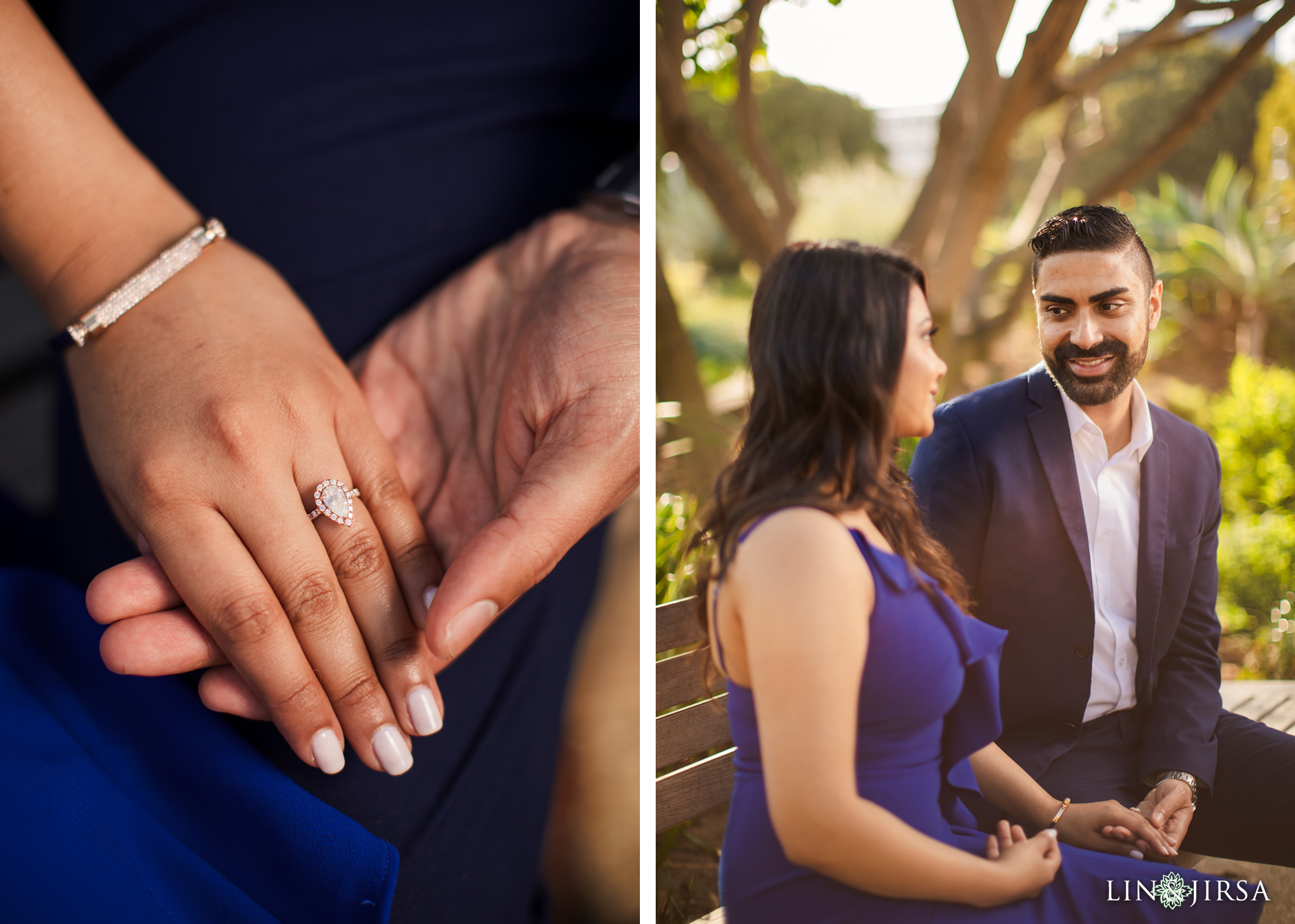 03 Tongva Park Santa Monica Pier Engagement Photography