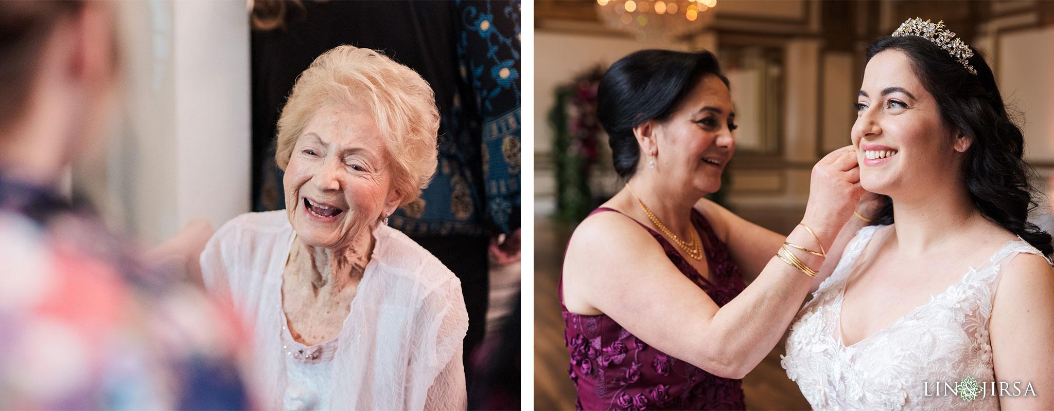 04 Alexandria Ballrooms Los Angeles Jewish Wedding Photography