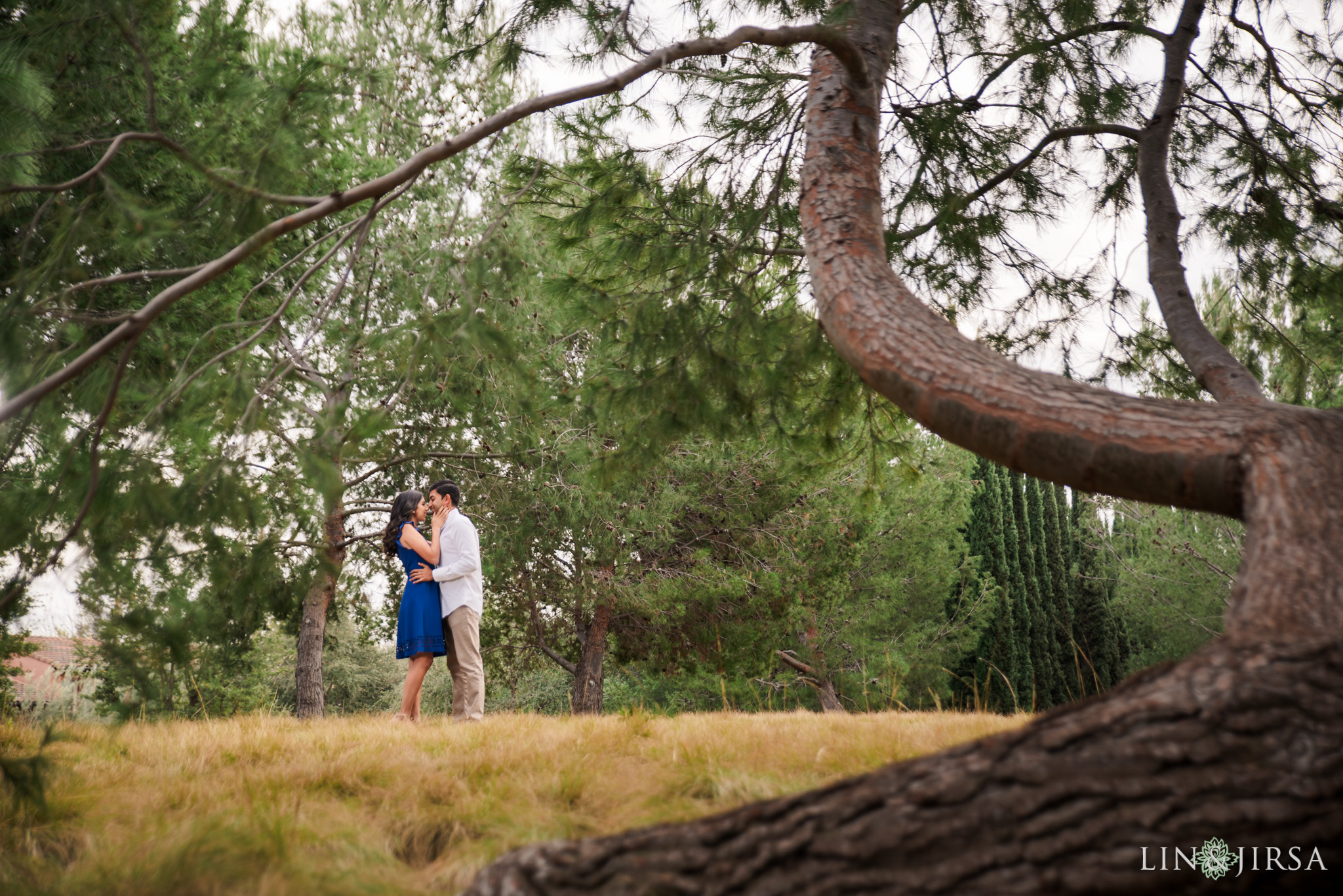 04 Quail Hill Orange County Engagement Photography