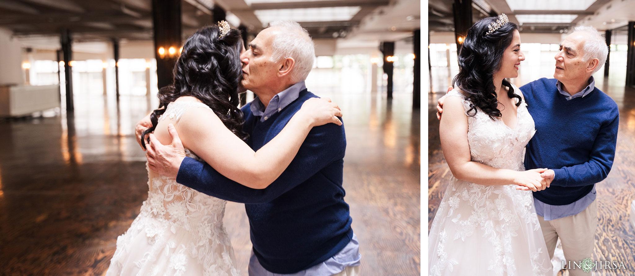 05 Alexandria Ballrooms Los Angeles Jewish Wedding Photography