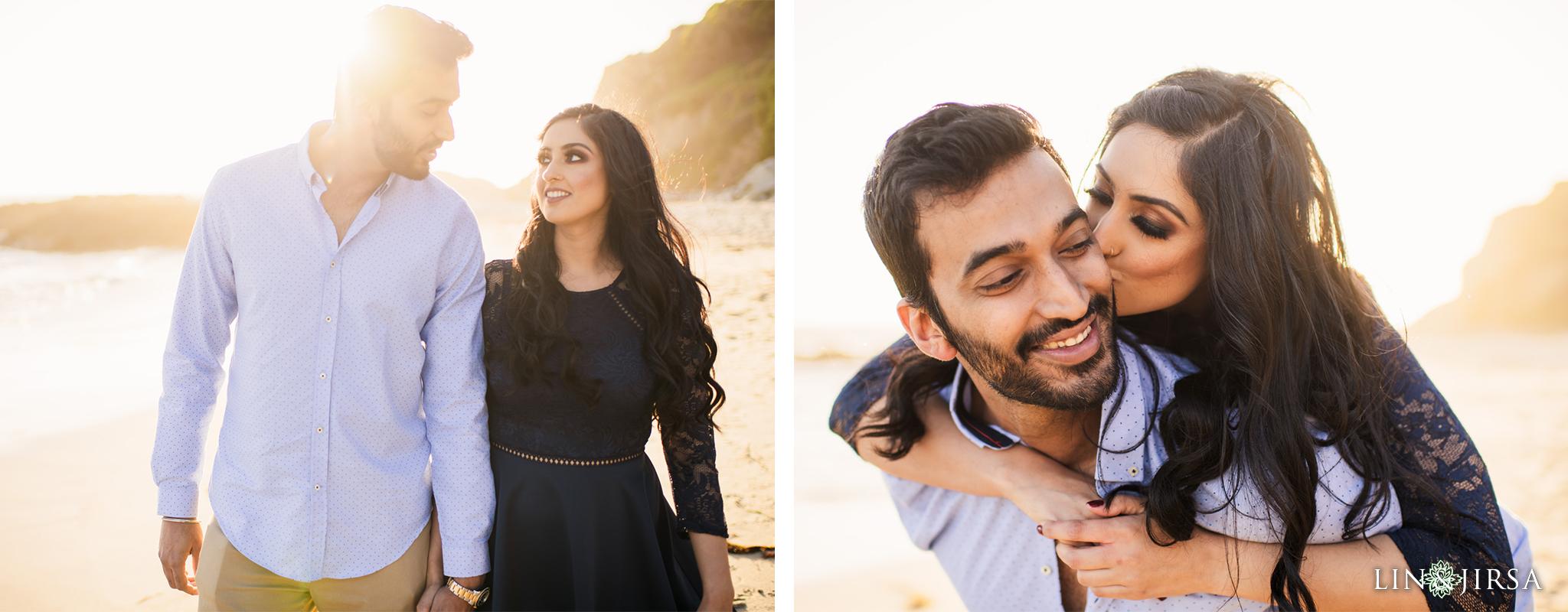 05 Heisler Park Laguna Beach Engagement Photography