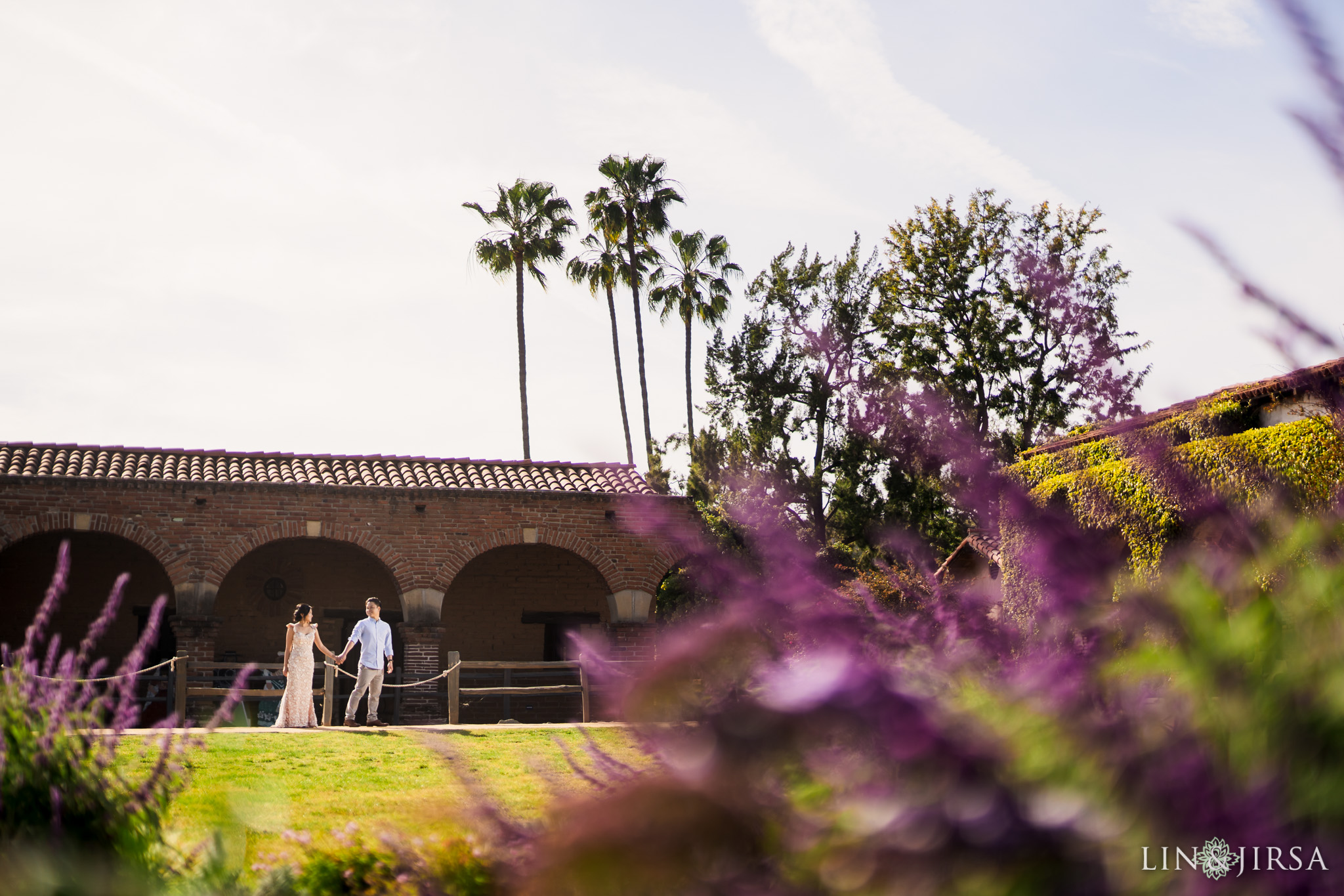 05 Mission San Juan Capistrano Engagement Photography 1