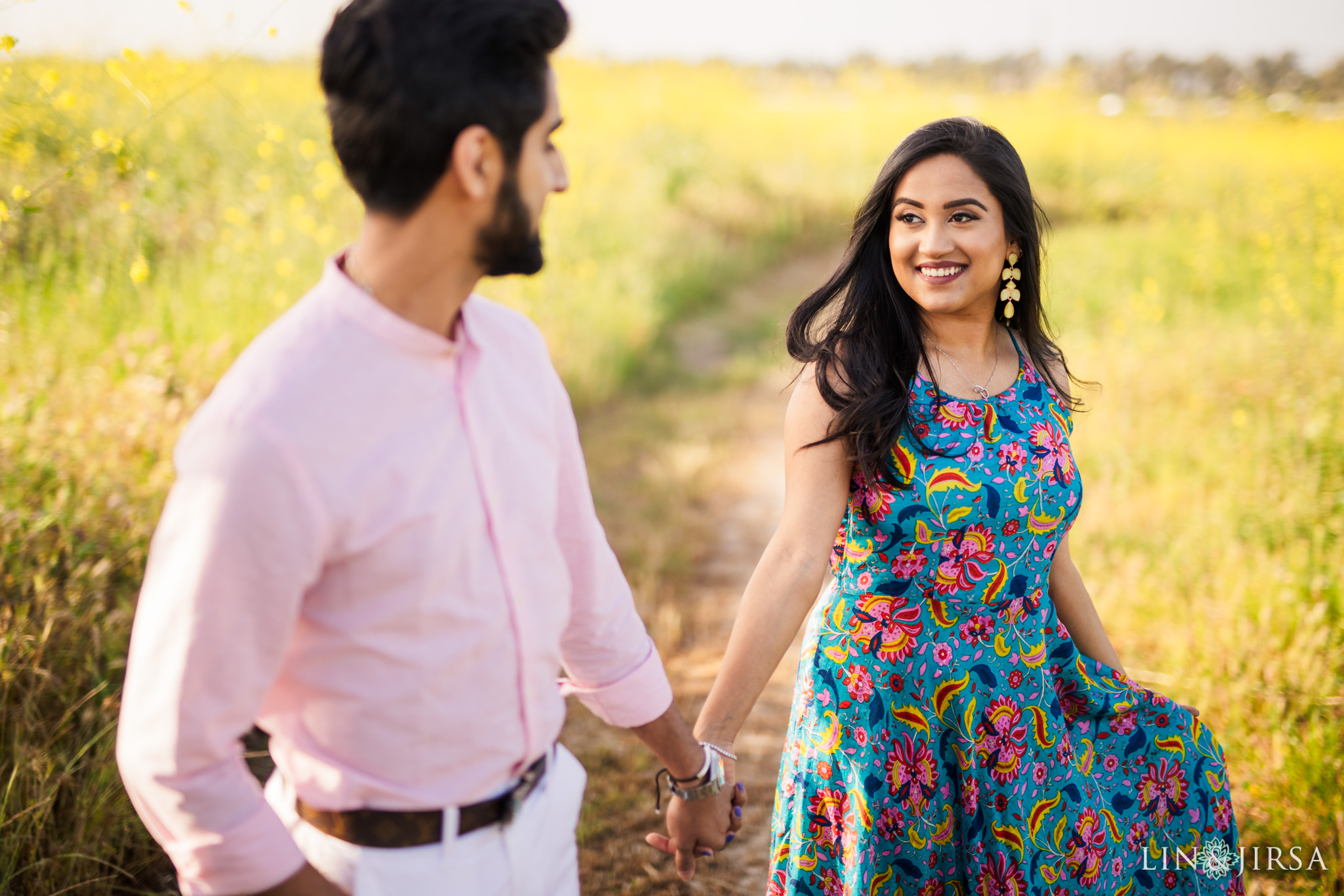 05 Quail Hill Irvine Engagement Photography