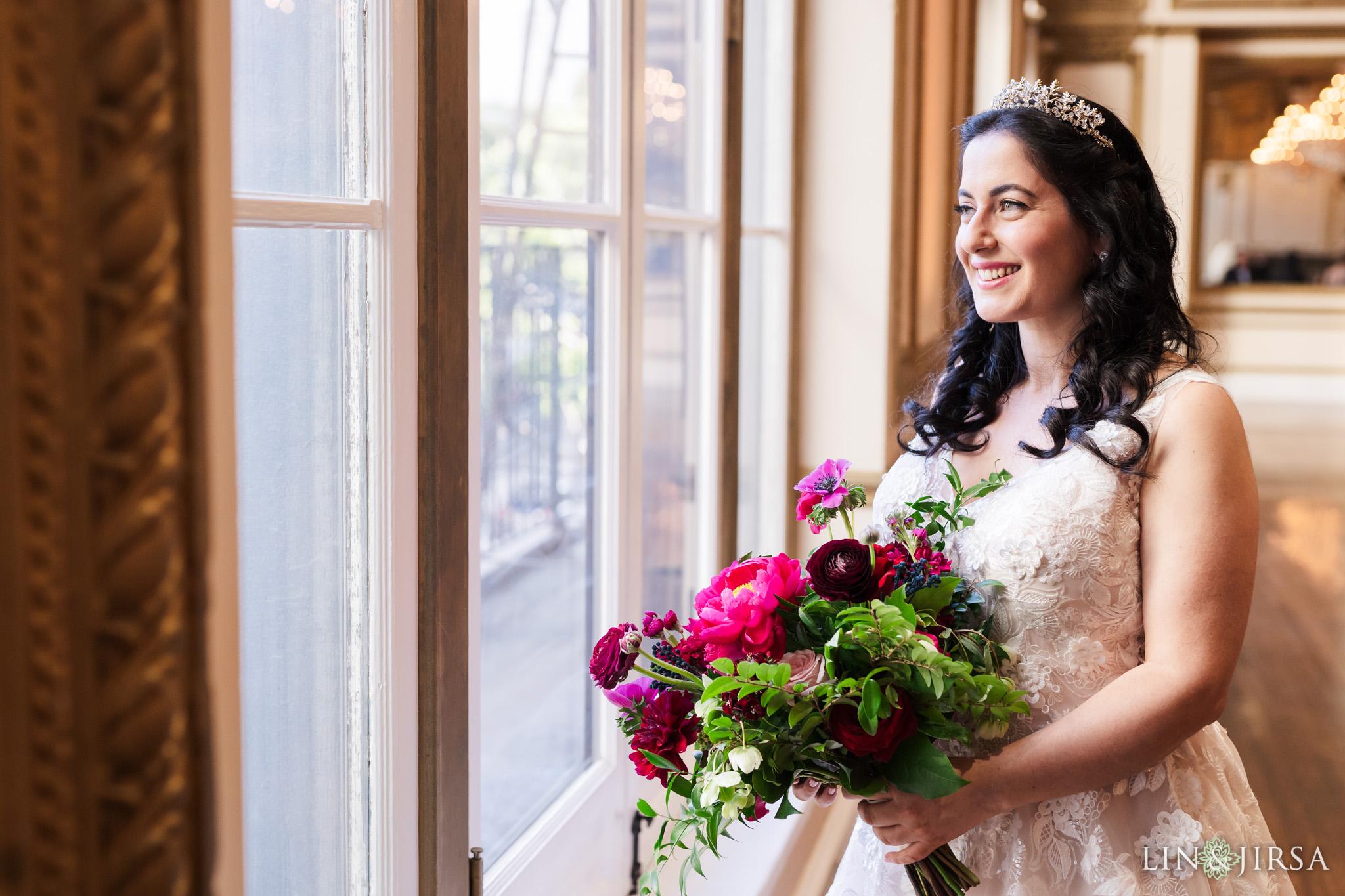 06 Alexandria Ballrooms Los Angeles Jewish Wedding Photography