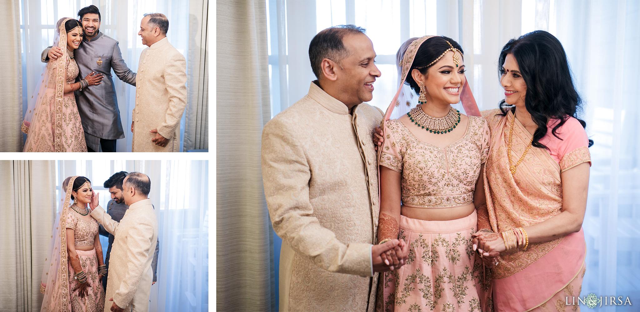 06 Laguna Cliffs Marriott Indian Wedding Photography