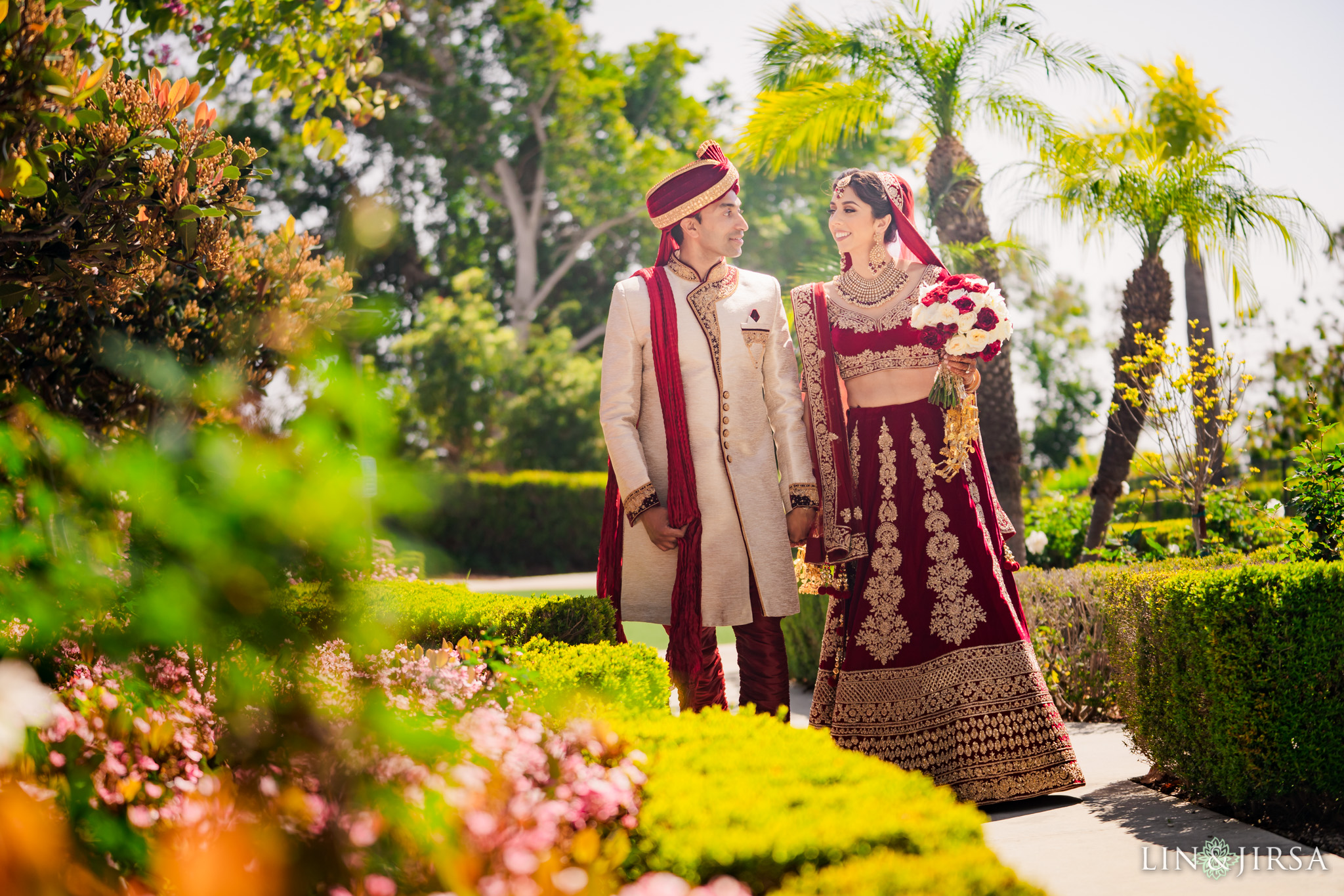 06 Newport Beach Marriott Indian Wedding Photography