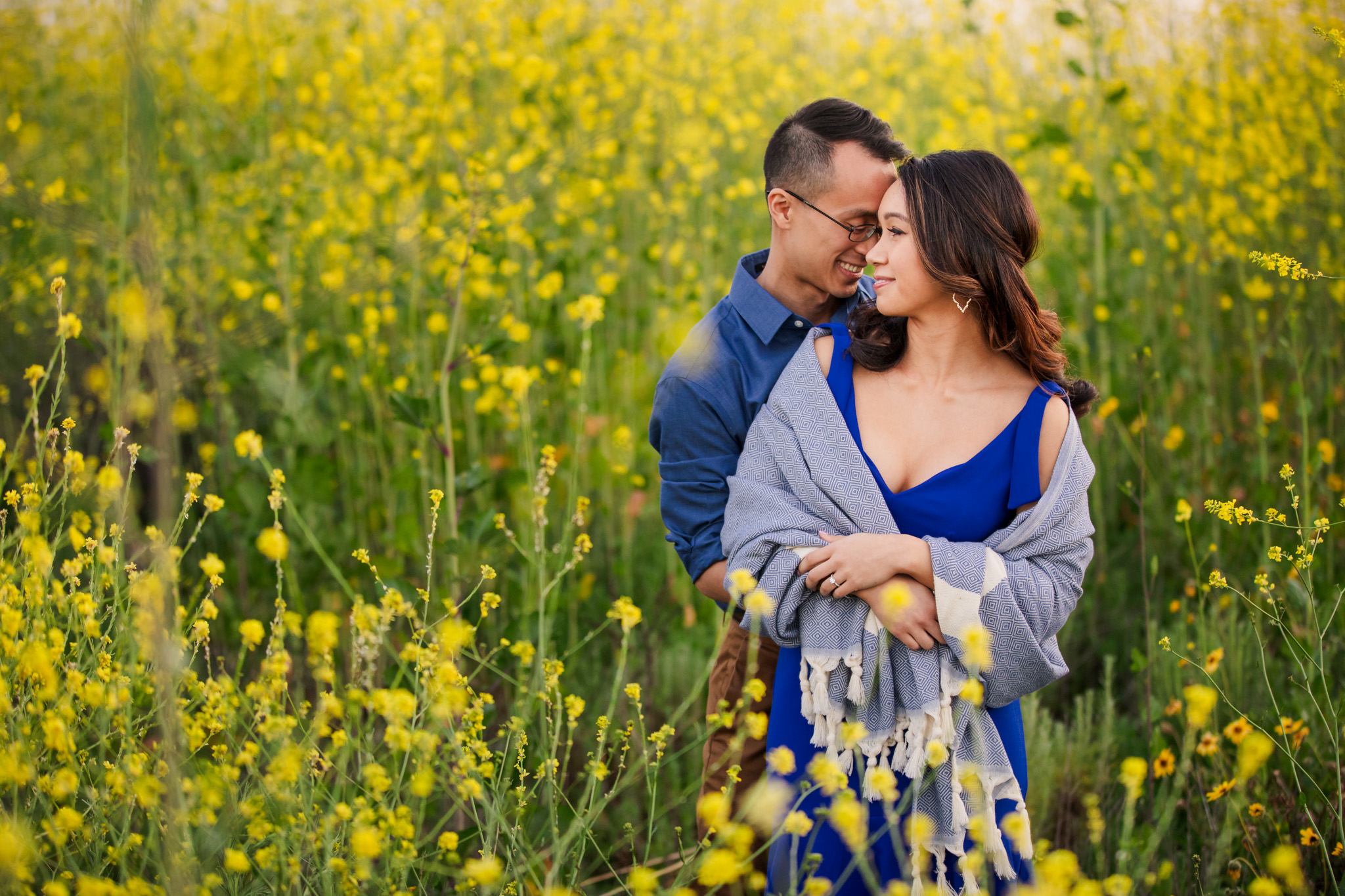06 Upper Newport Bay Nature Preserve Engagement Photography
