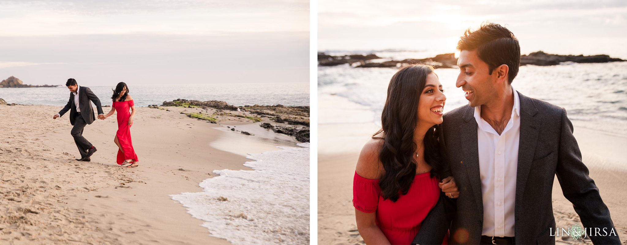 06 Victoria Beach Orange County Engagement Photography