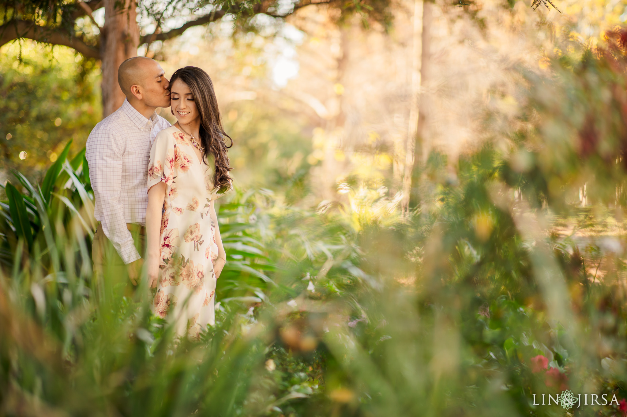 07 Claremont Colleges Fall Engagement Photography