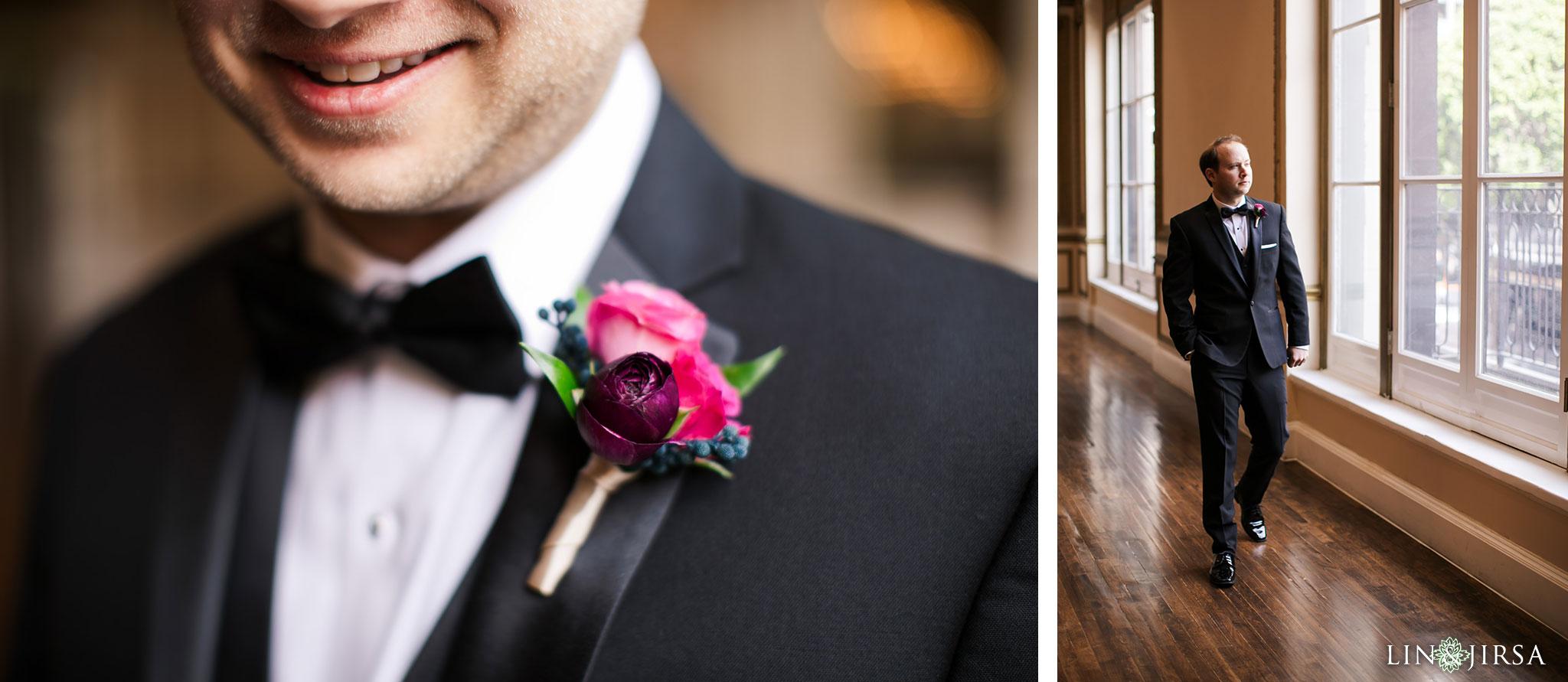 08 Alexandria Ballrooms Los Angeles Jewish Wedding Photography