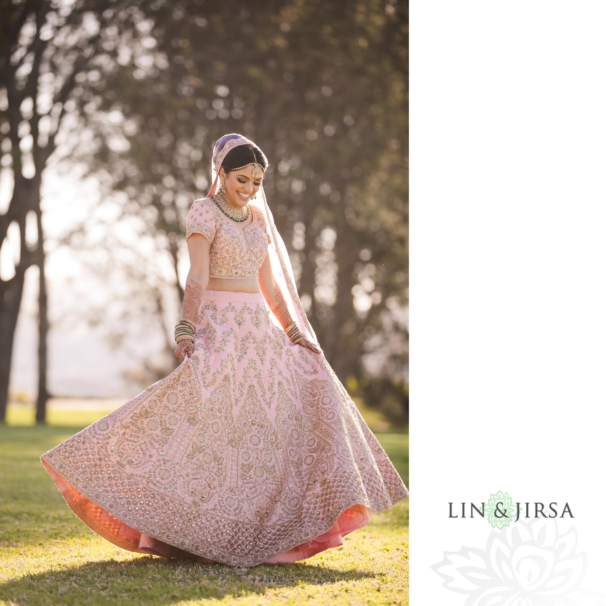 08 Laguna Cliffs Marriott Indian Wedding Photography