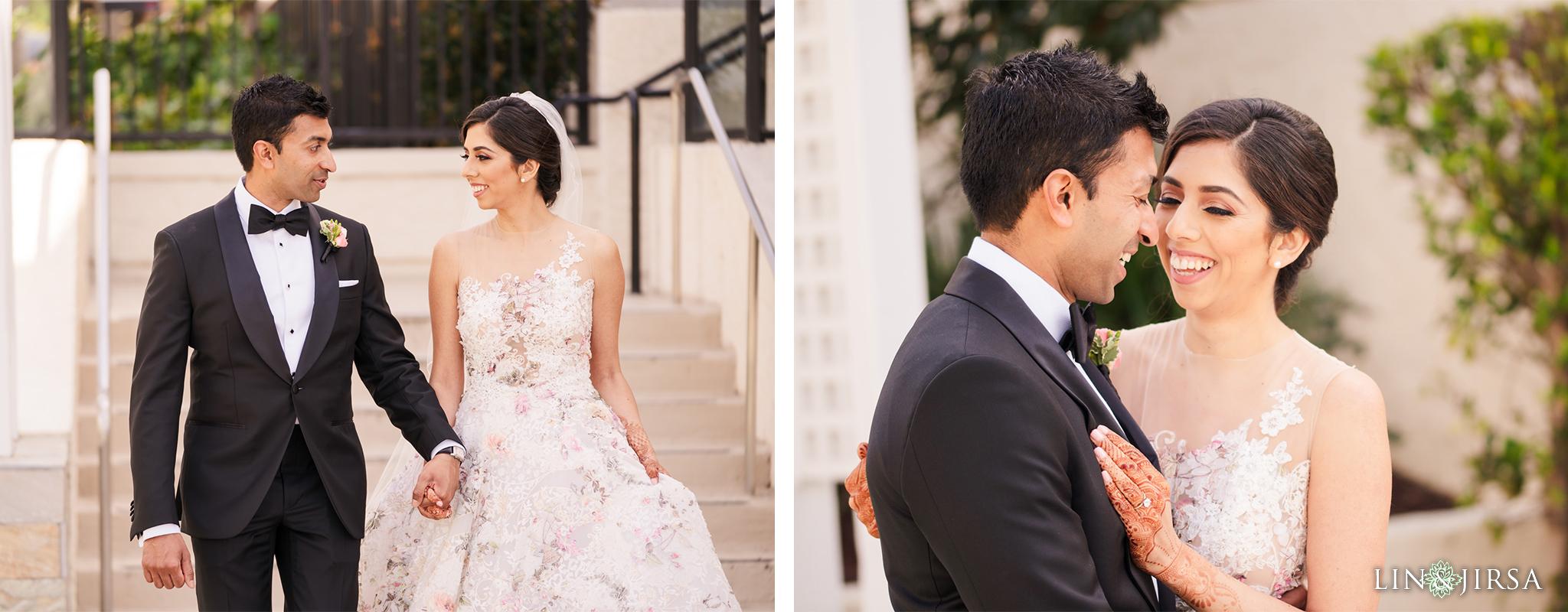 08 Newport Beach Marriott Indian Wedding Photography 1