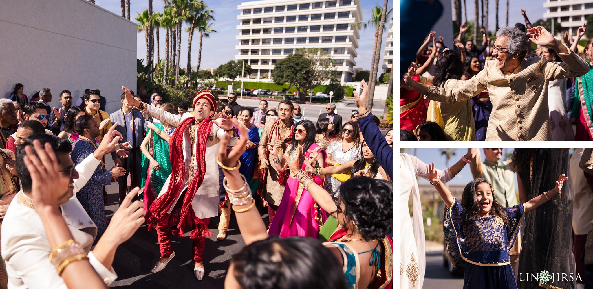 08 Newport Beach Marriott Indian Wedding Photography