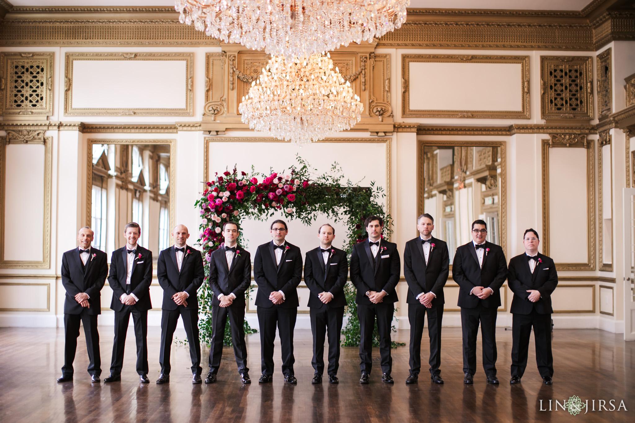 09 Alexandria Ballrooms Los Angeles Jewish Wedding Photography