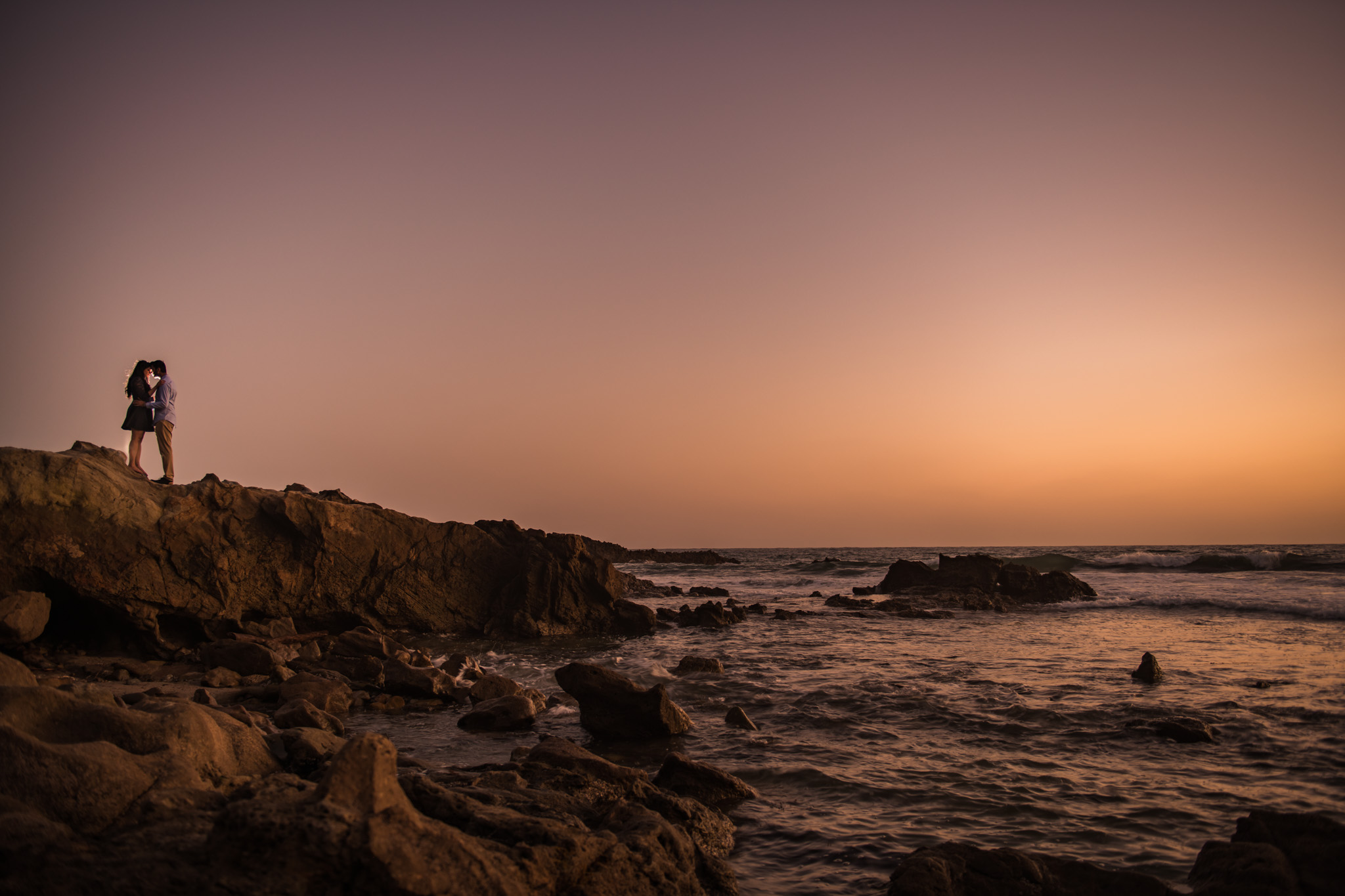 09 Heisler Park Laguna Beach Engagement Photography