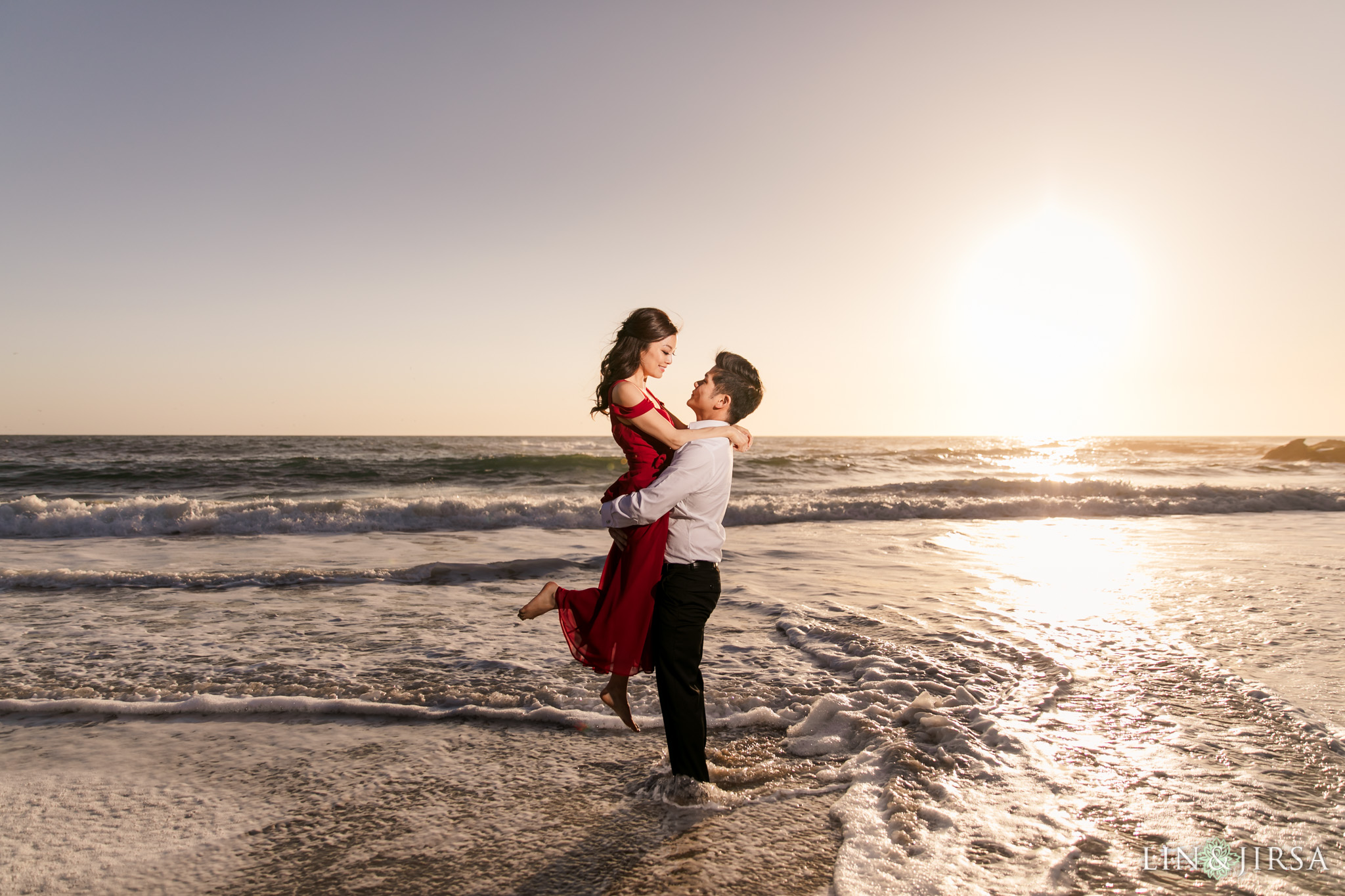 09 Victoria Beach Orange County Engagement Photography 2