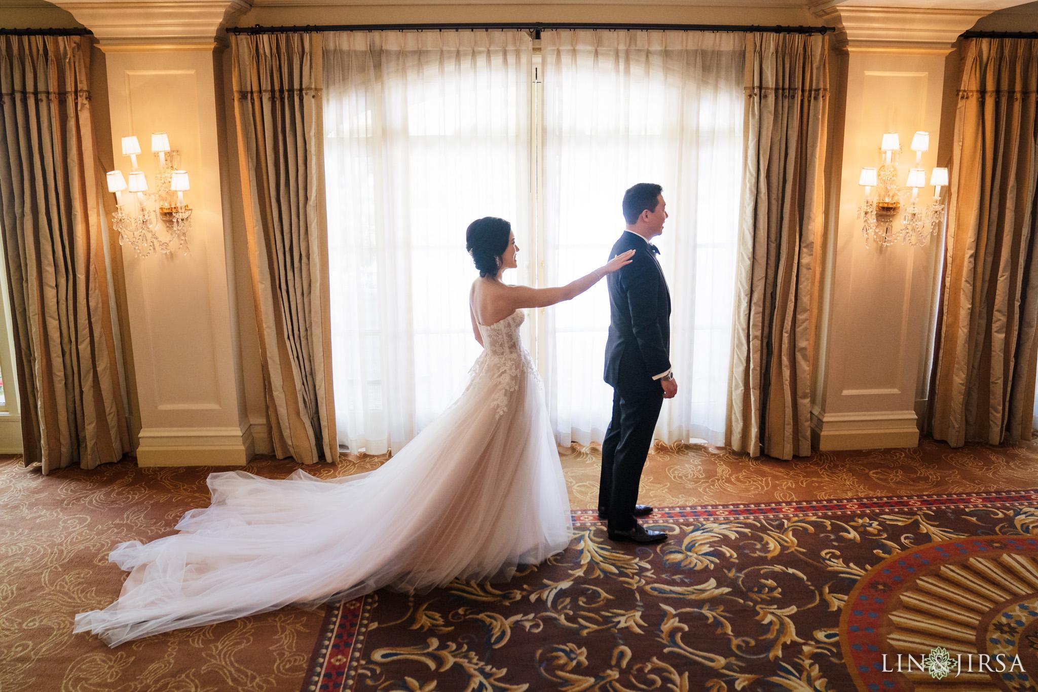 10 Langham Huntington Pasadena Wedding Photography