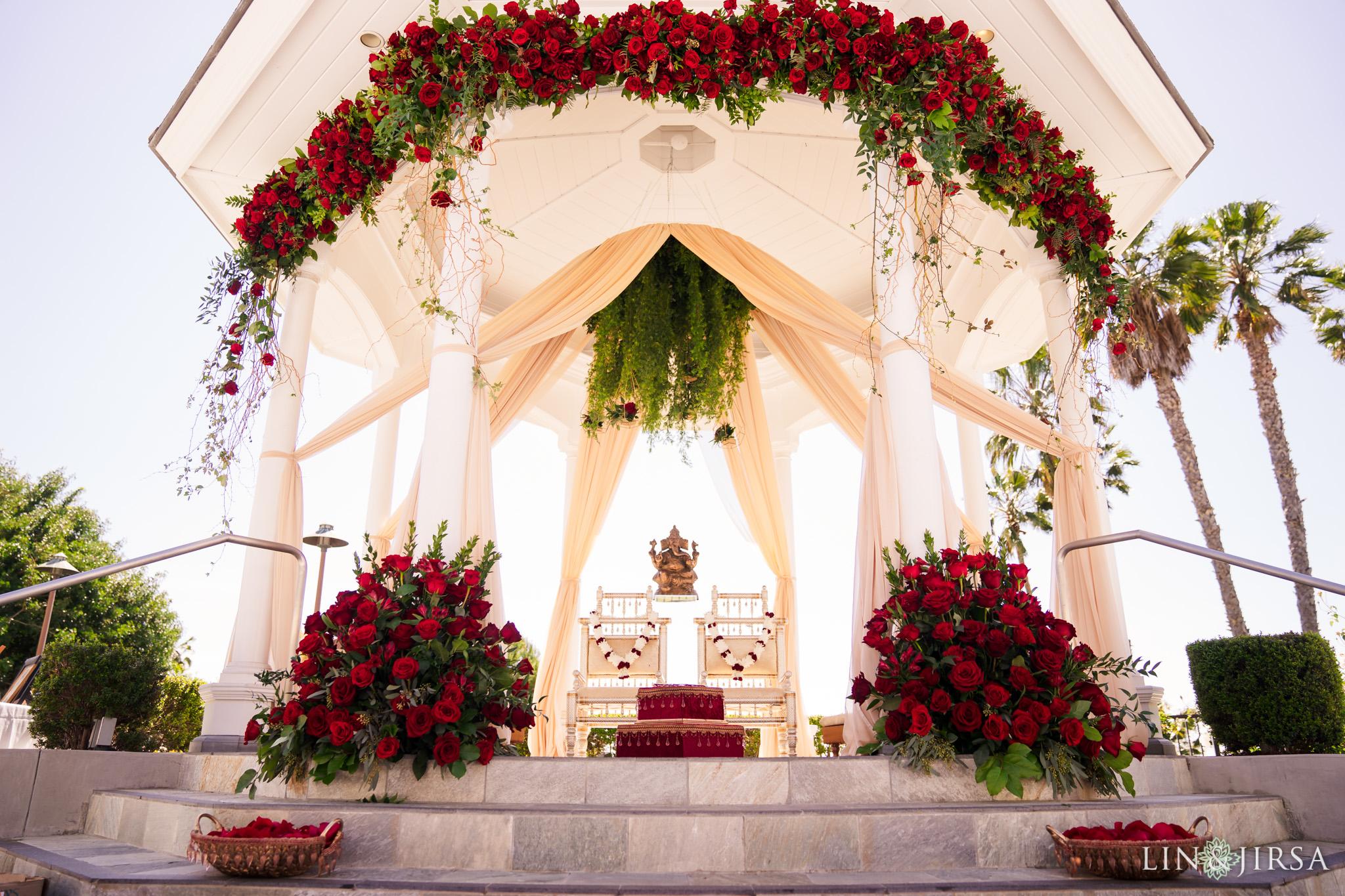 10 Newport Beach Marriott Indian Wedding Photography
